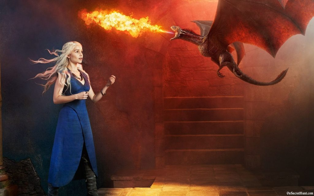 FunMozar – Game Of Thrones Wallpapers of Dragons
