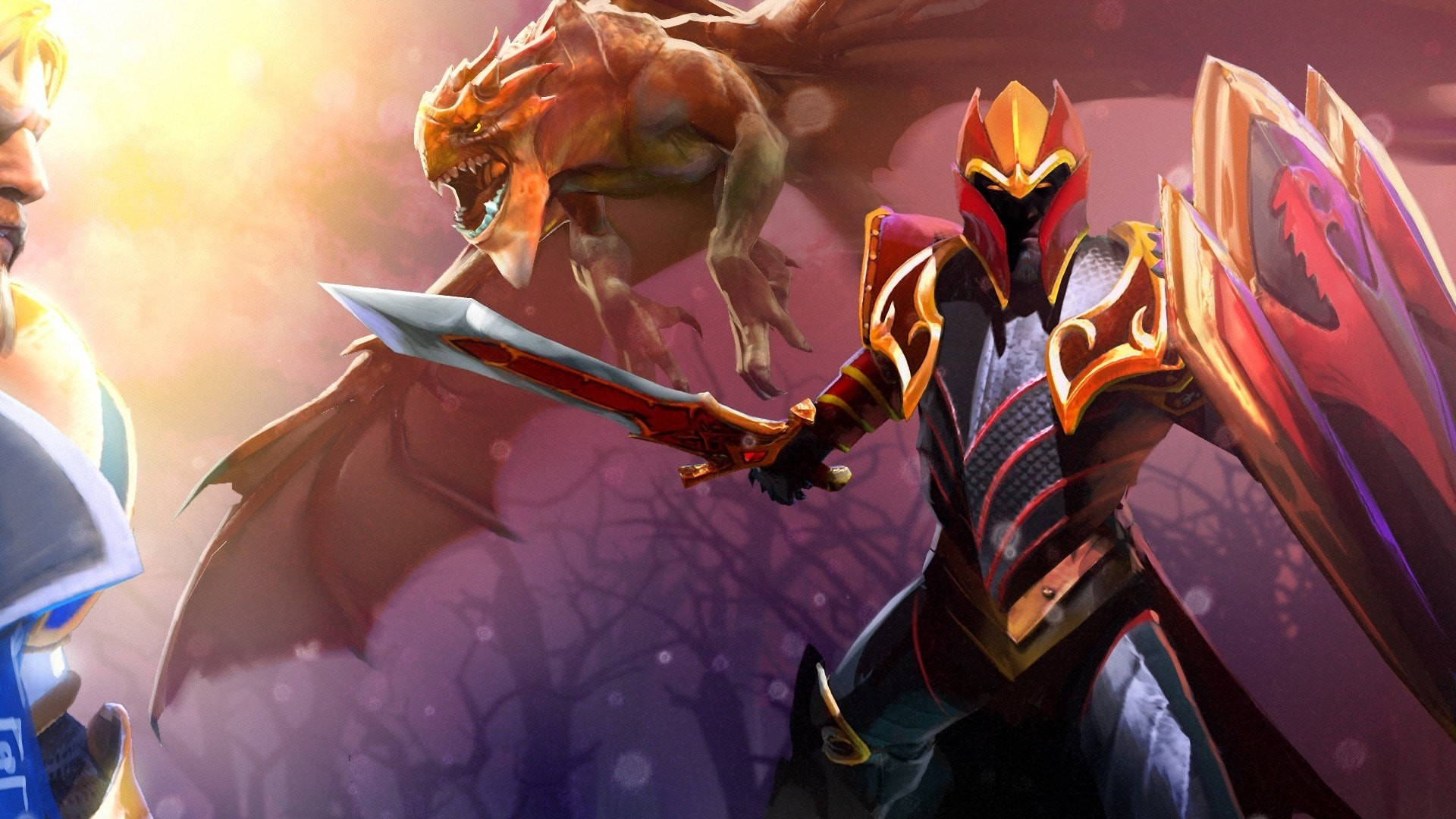 Dota 2 Dragon Knight Wallpapers Images with High Definition Wallpaper  px 344.12 KB