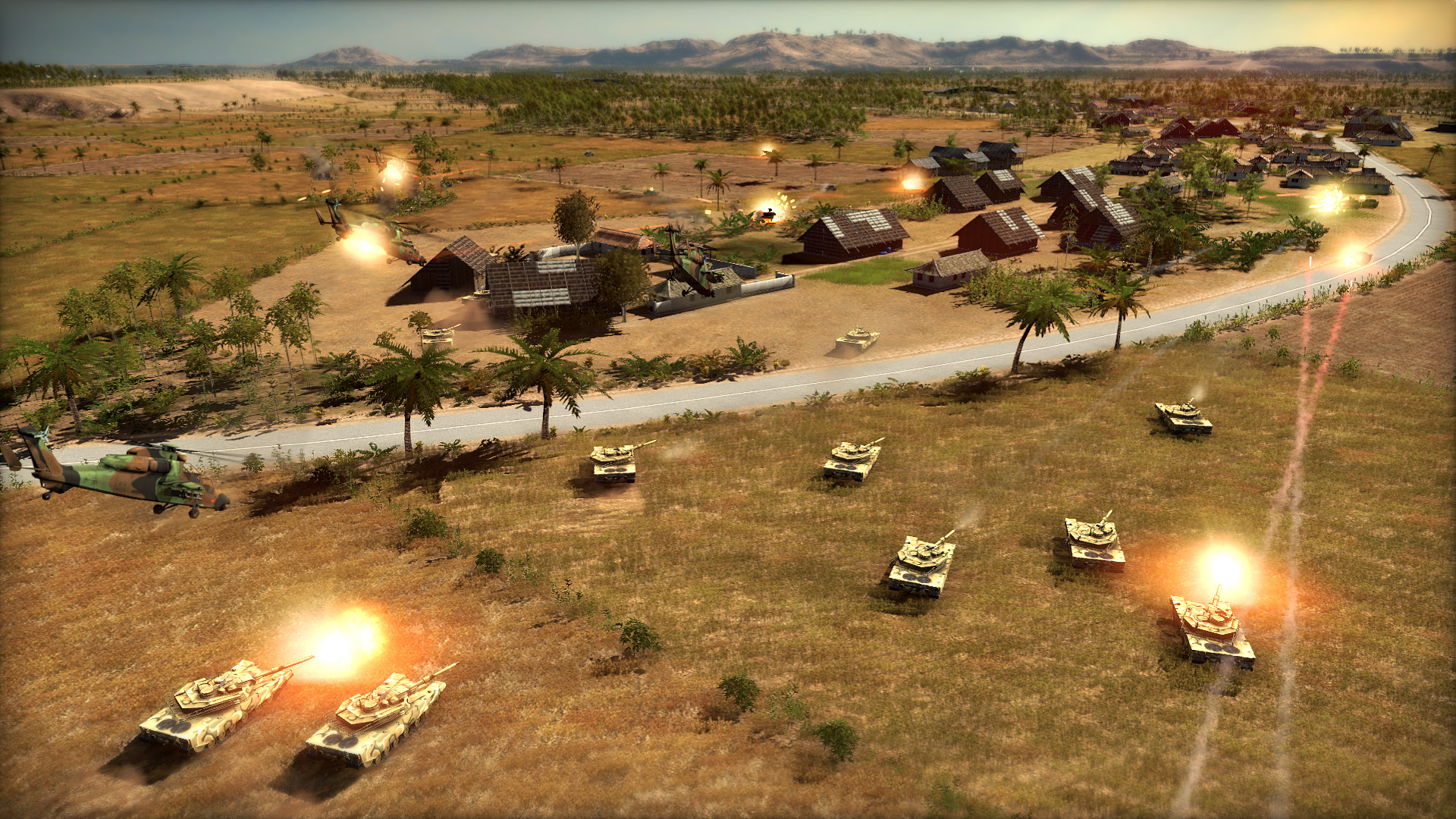 … Wargame: Red Dragon Wallpaper 6. GAMES ARCHIVE