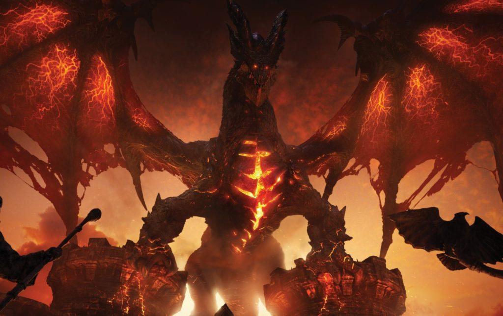 Video Game – World Of Warcraft Deathwing (World Of Warcraft) Wallpaper