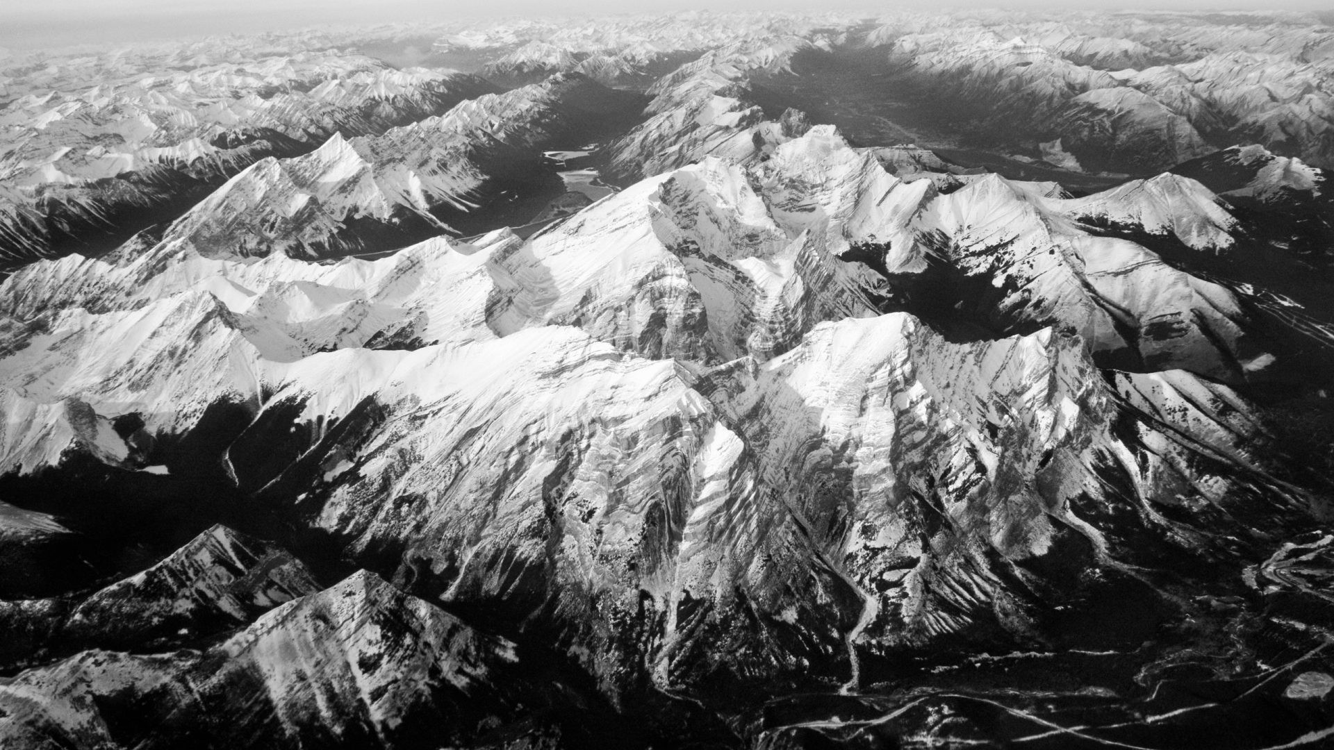 Mountains – Mountains Black White Nature Pictures Picture for HD 16:9 High  Definition 1080p