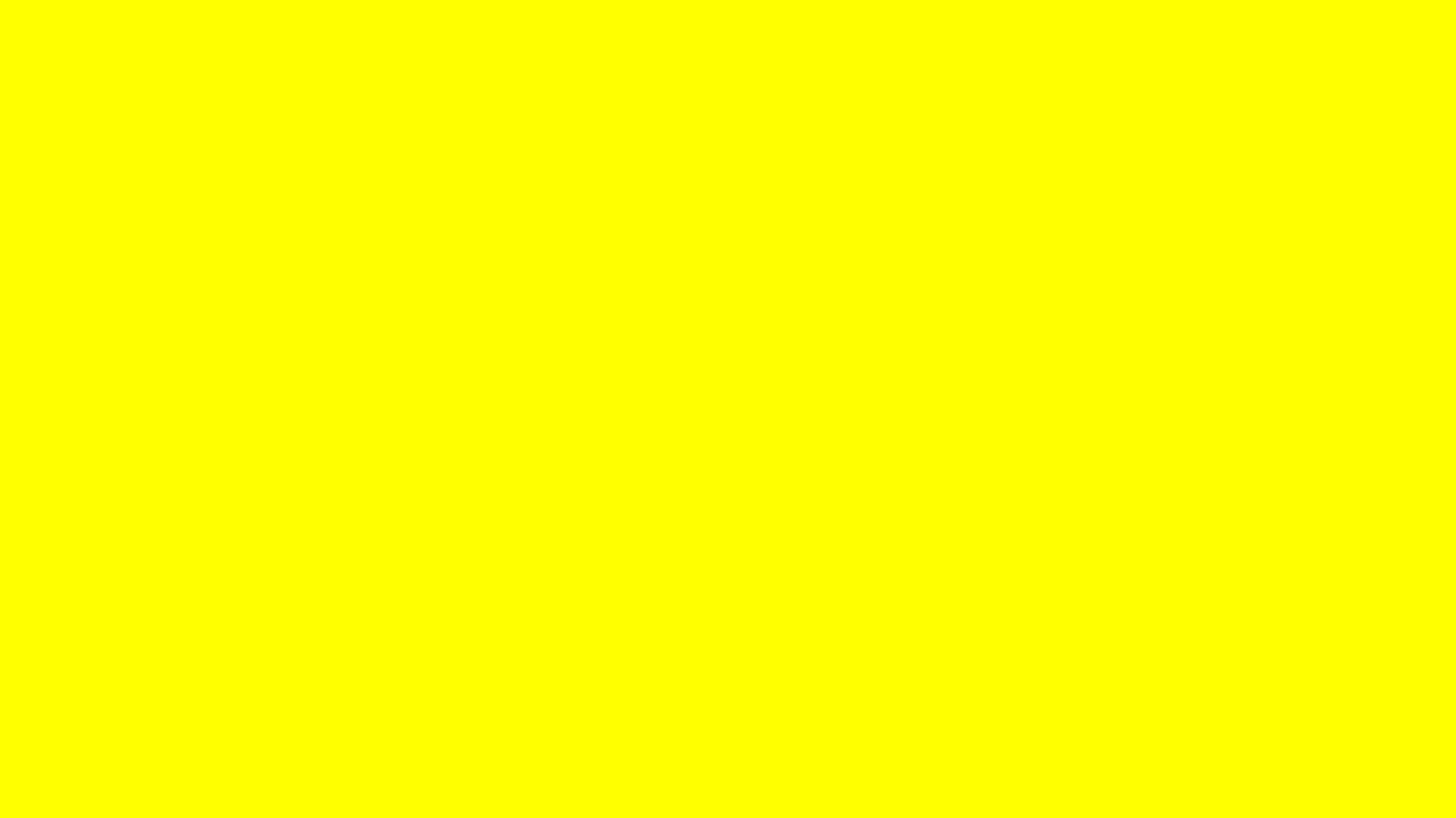 Yellow Solid Color Background