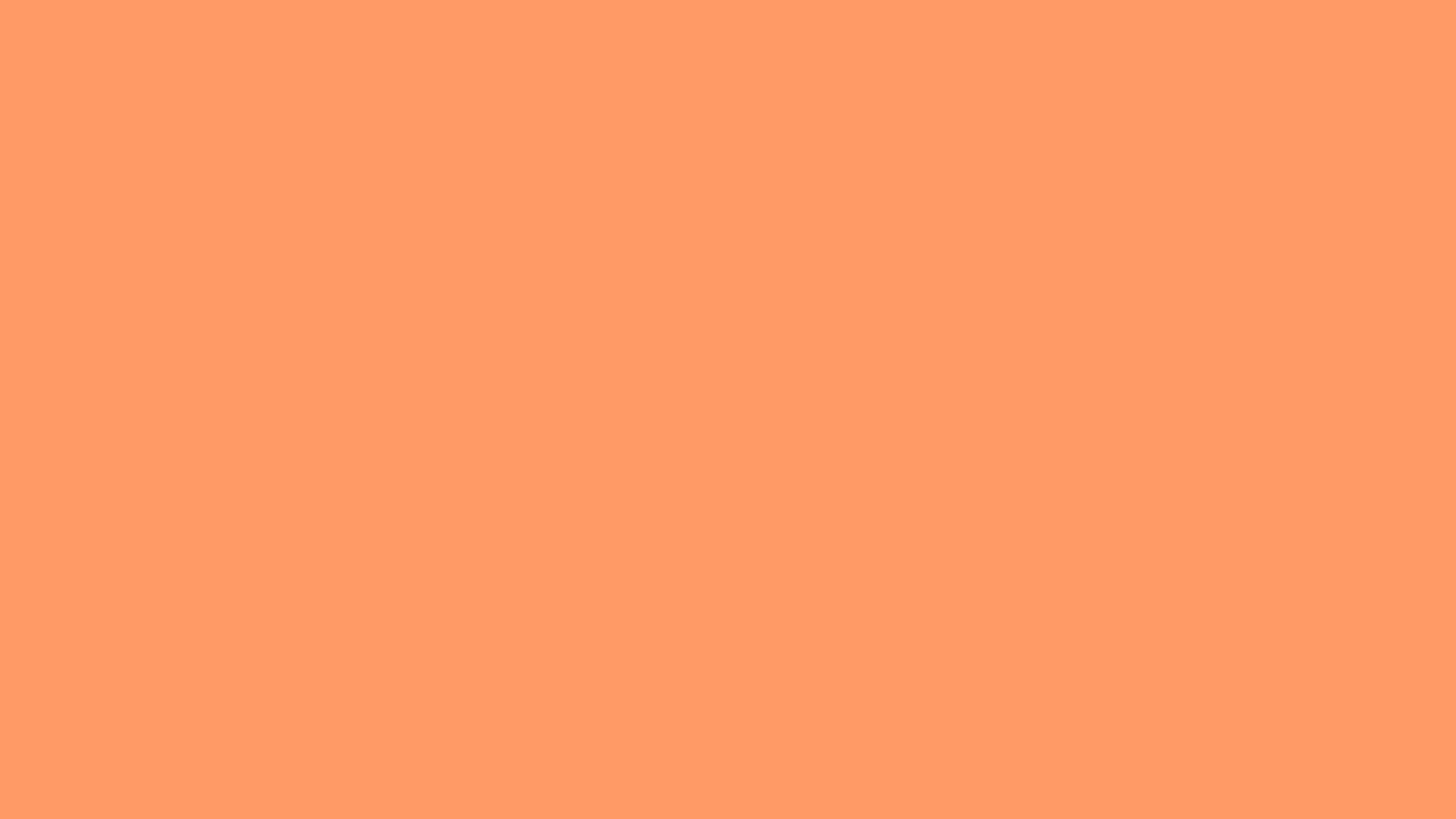 Pink-orange Solid Color Background