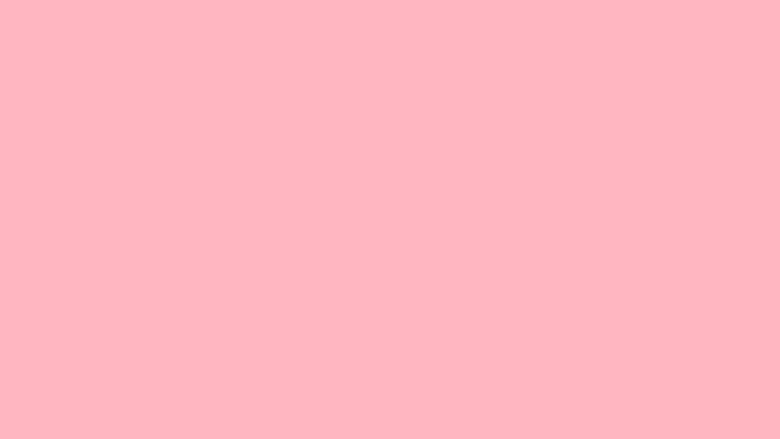 Light Pink Solid Color Wallpaper 973