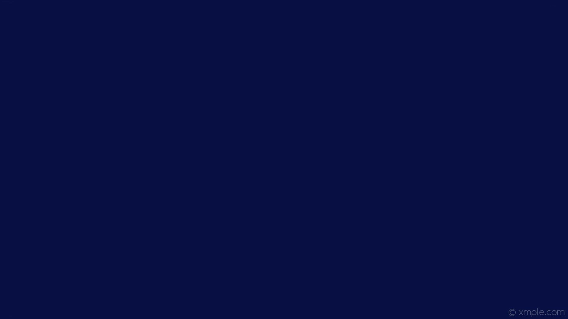 wallpaper solid color one colour single blue plain dark blue #070f43