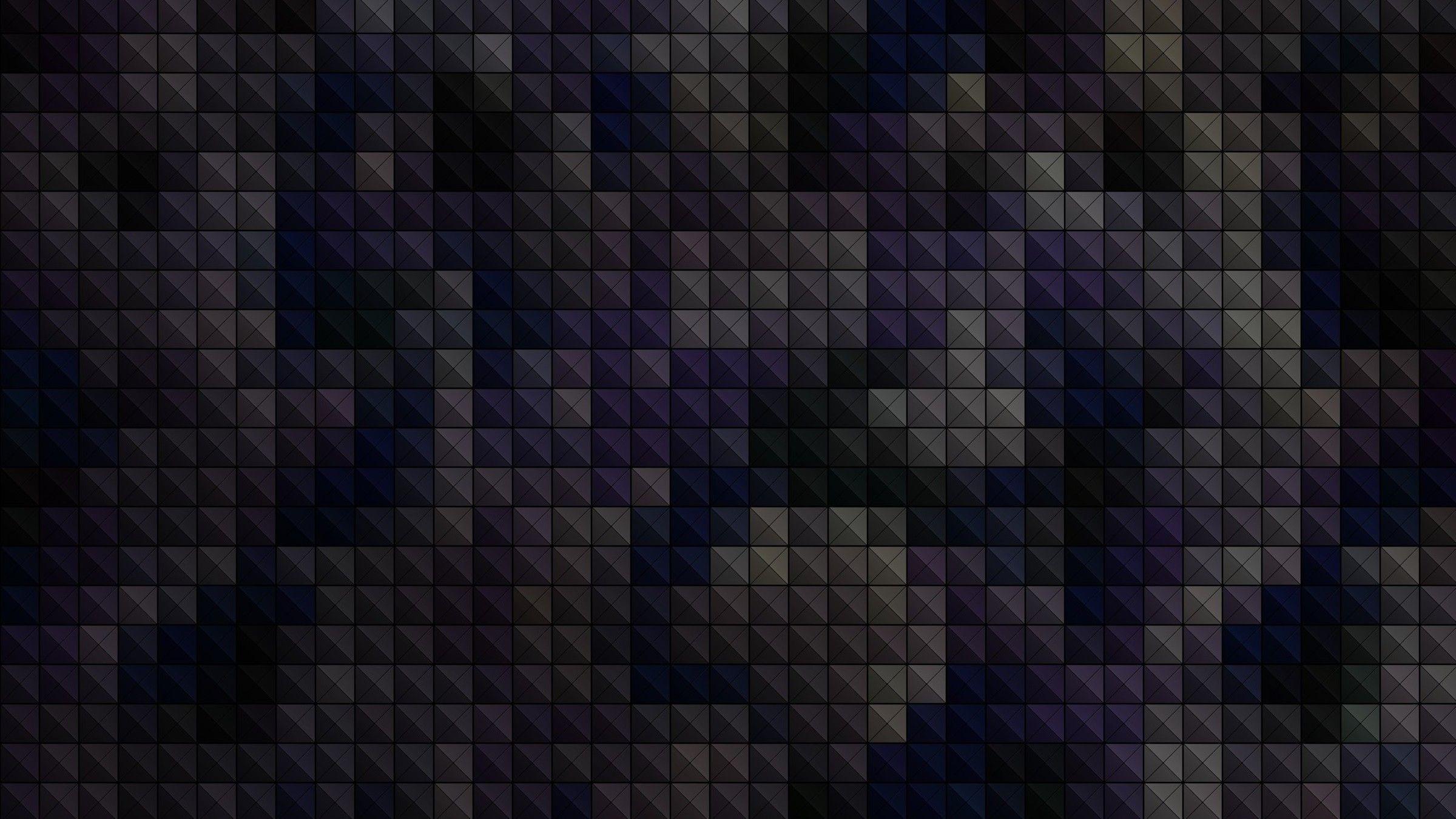 Blue minimalistic gray pixels camouflage dark squares pixel .