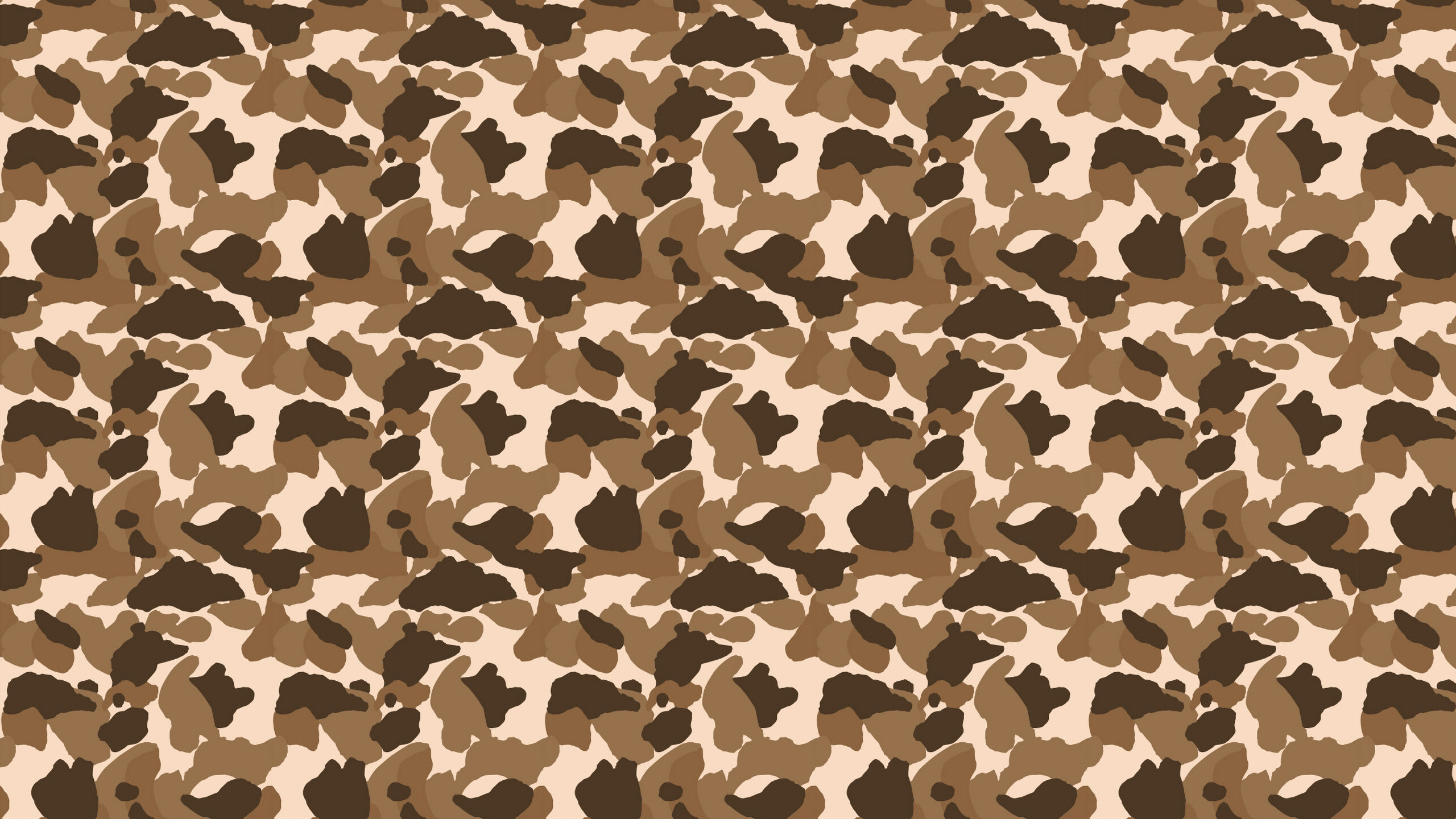 this Brown Camo Desktop Wallpaper is easy. Just save the wallpaper .