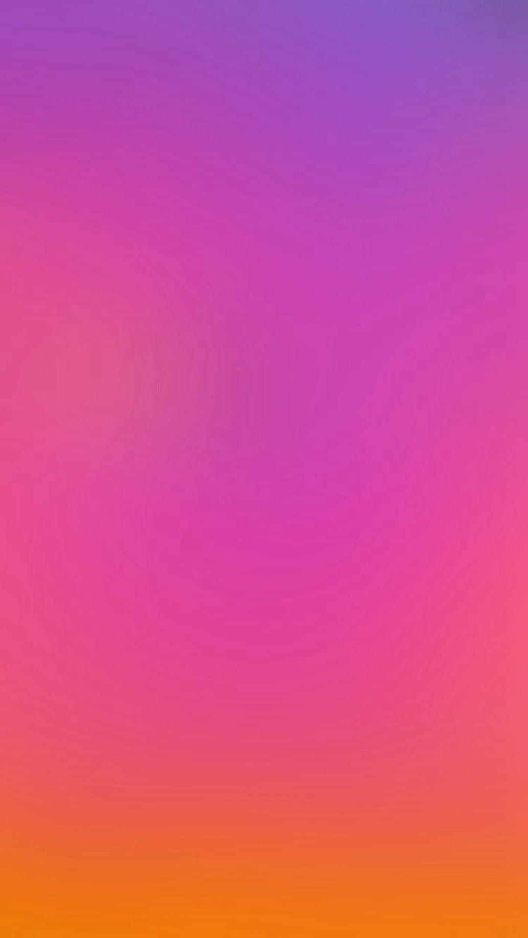 Hot Red Purple Sun Blur Gradation iPhone 6 wallpaper