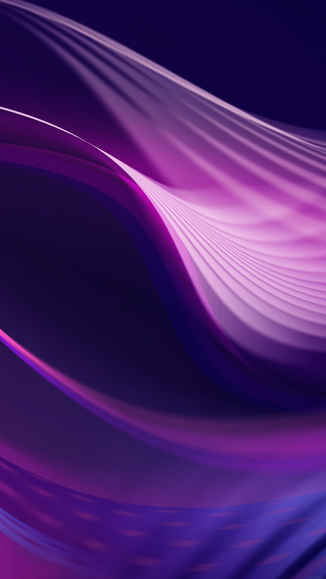 Wave Abstract Purple Pattern #iPhone #6 #plus #wallpaper