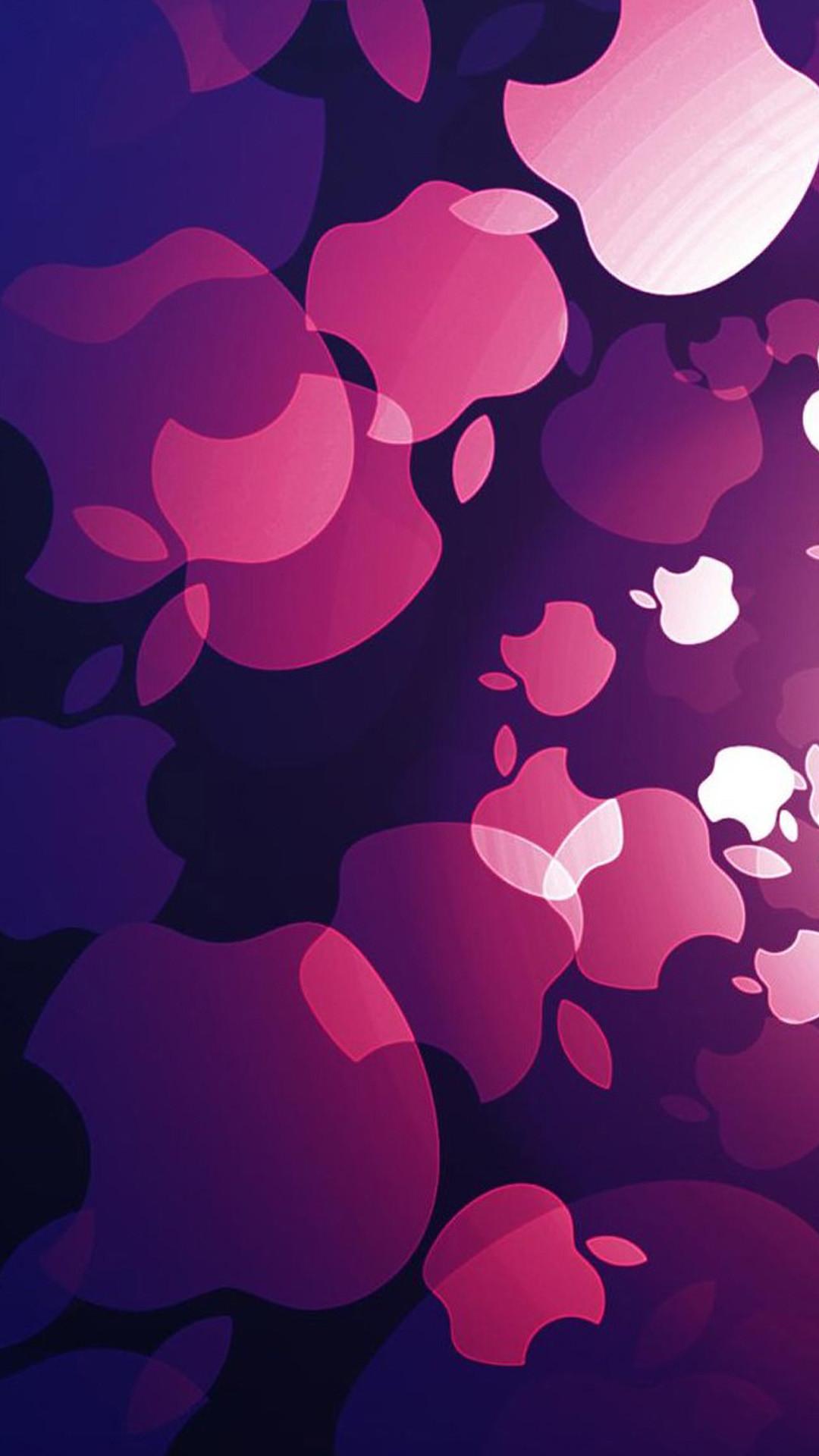 Beautiful Apple Logo Wallpapers for iPhone