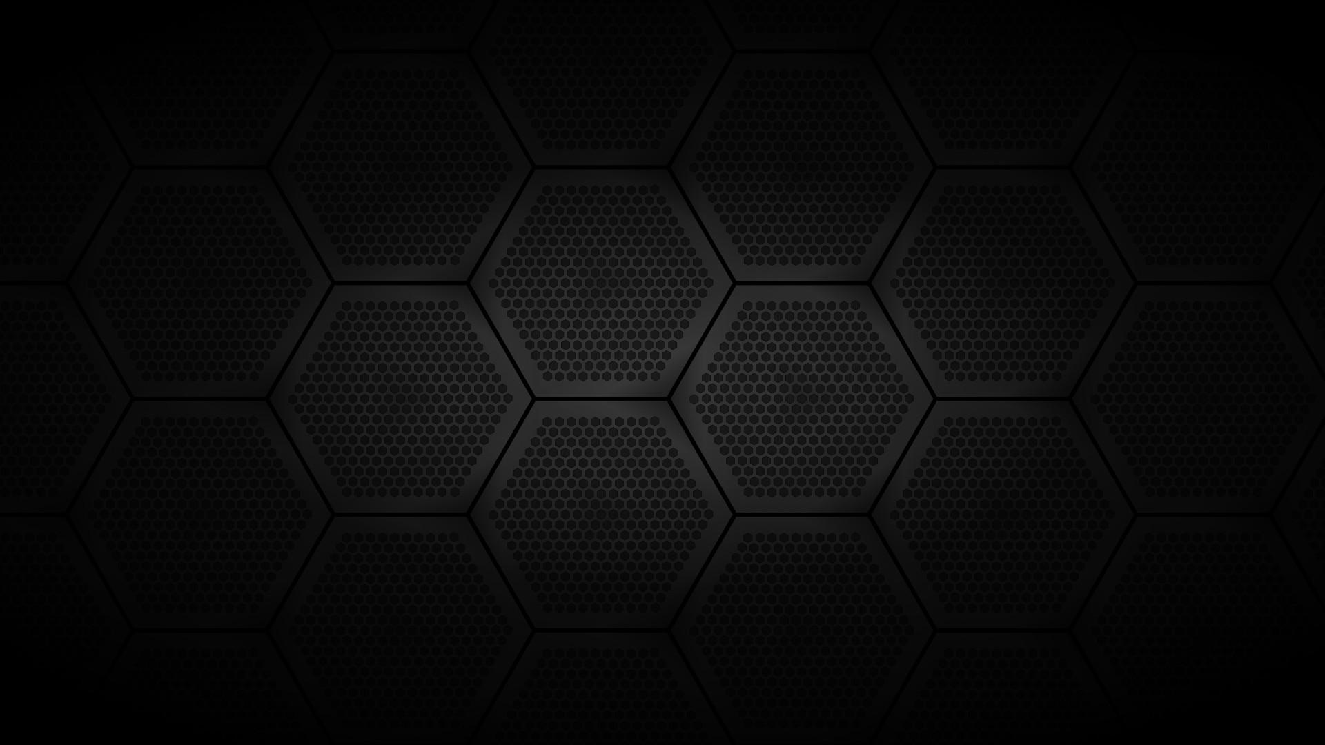 hexagons textures / Wallpaper