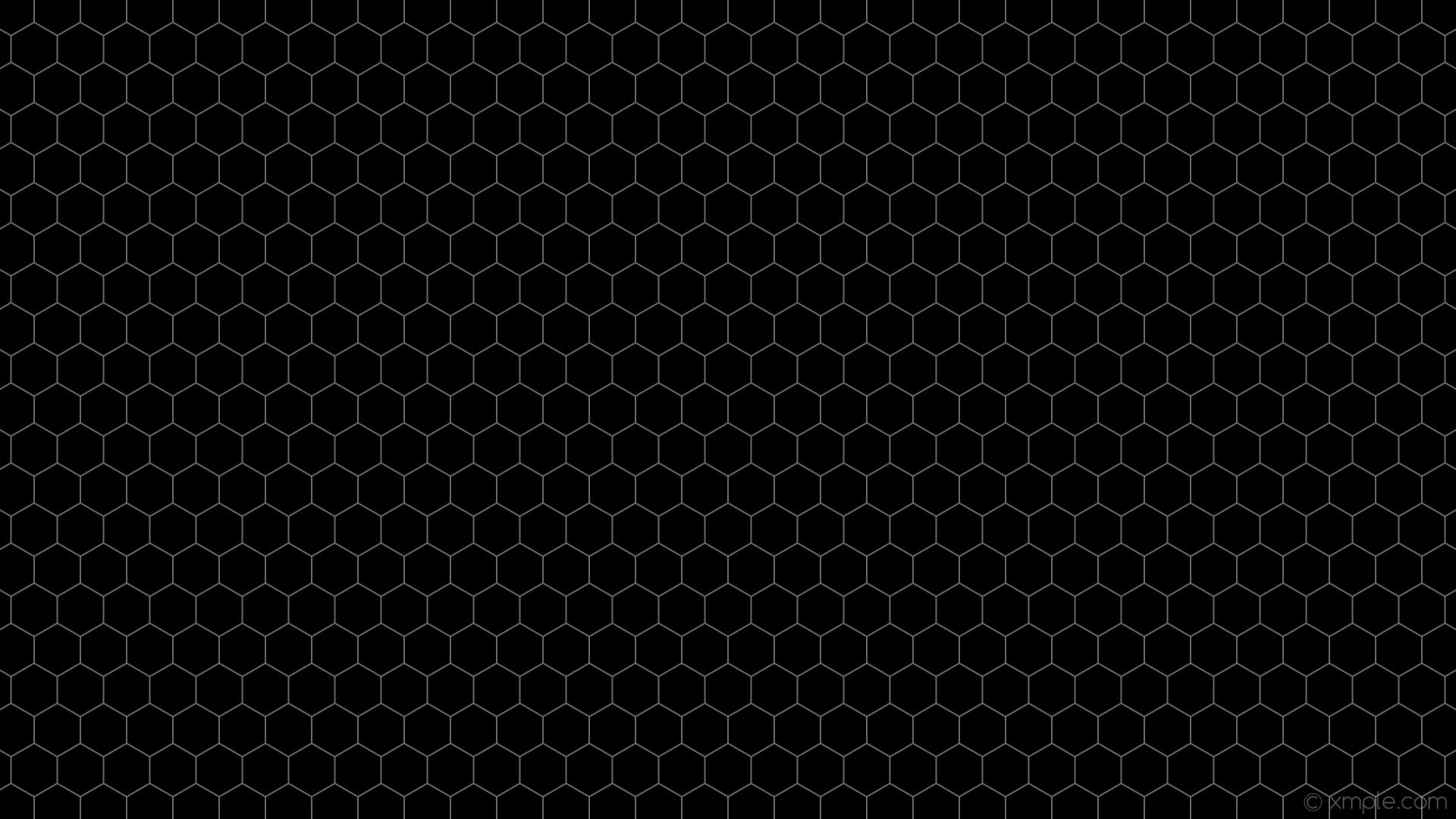 wallpaper grey beehive hexagon black drop shadow dim gray #696969 #000000  45° 2px