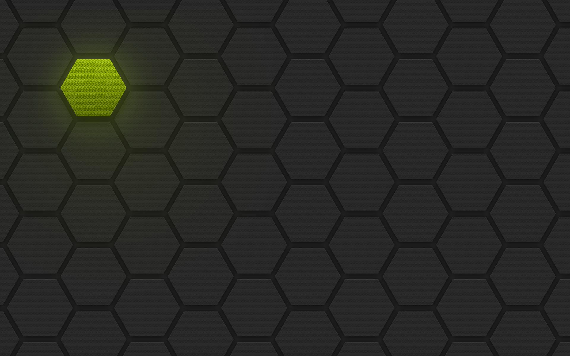 Hexagon Wallpaper 1145