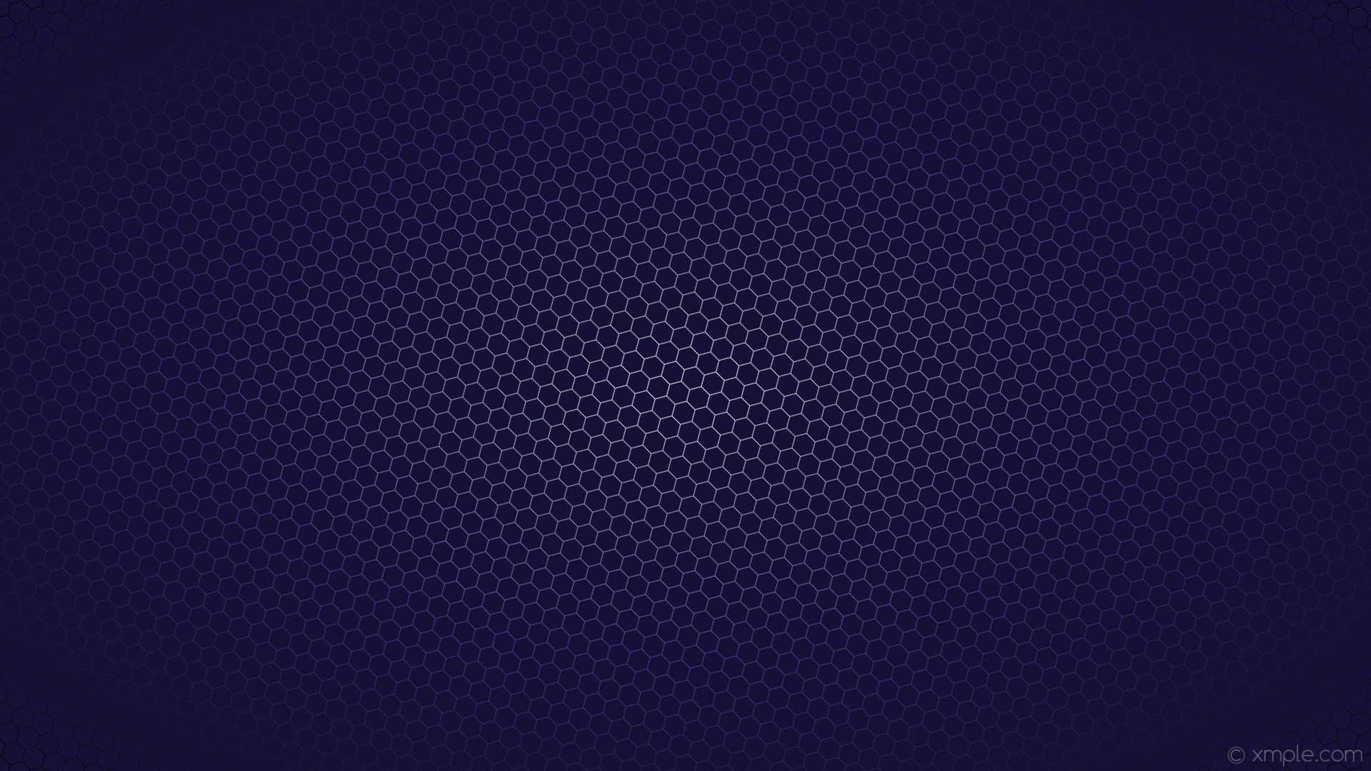 wallpaper blue hexagon gradient purple white glow black dark blue dark  slate blue #171036 #