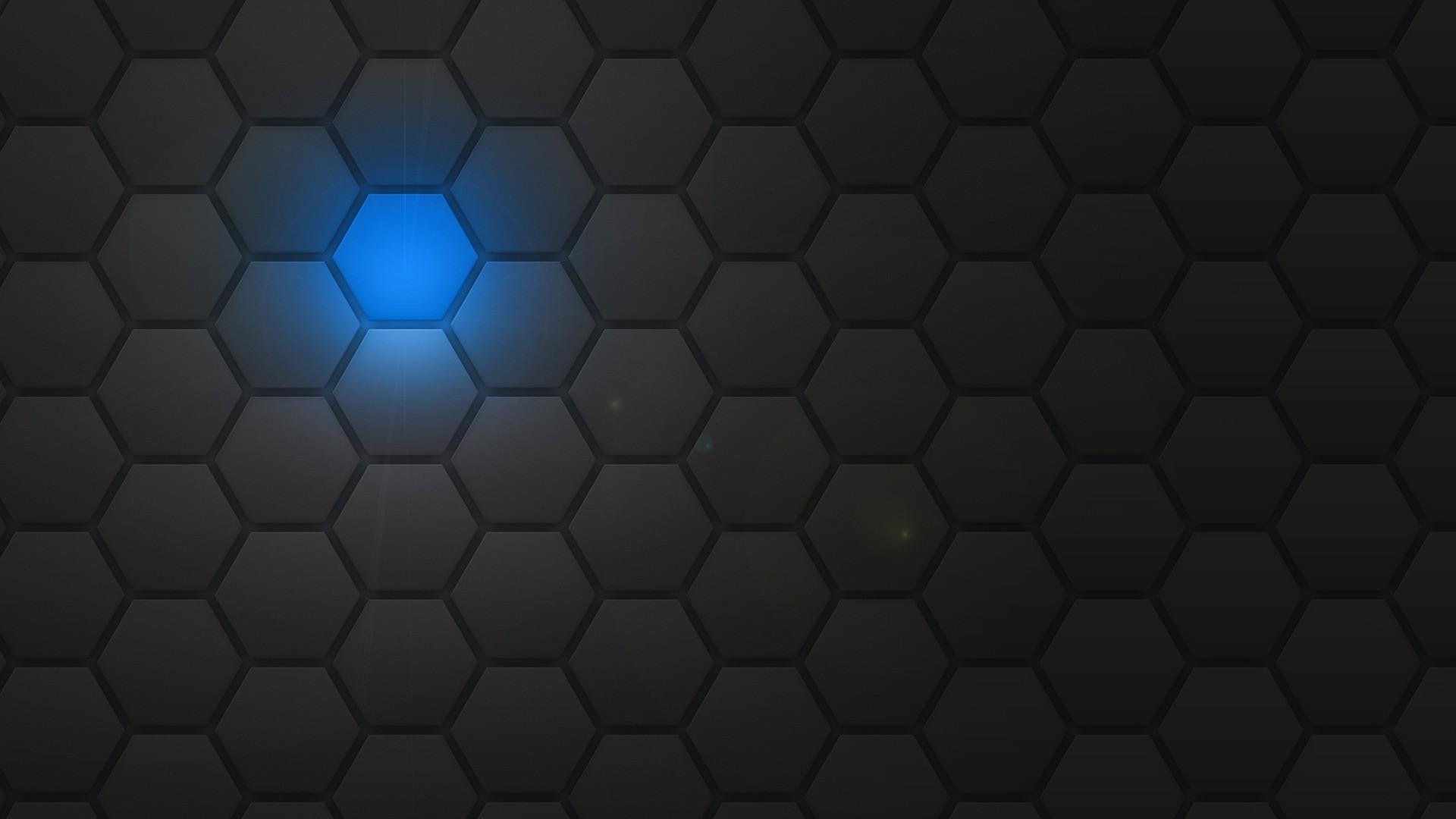 Hexagon Wallpaper Abstract 3D Wallpapers