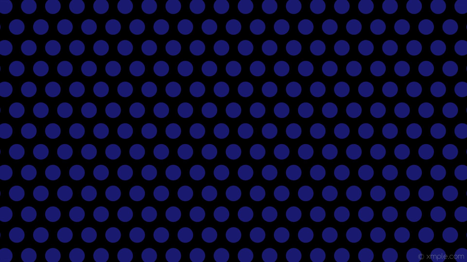 wallpaper dots black hexagon blue polka midnight blue #000000 #191970 0°  64px 99px