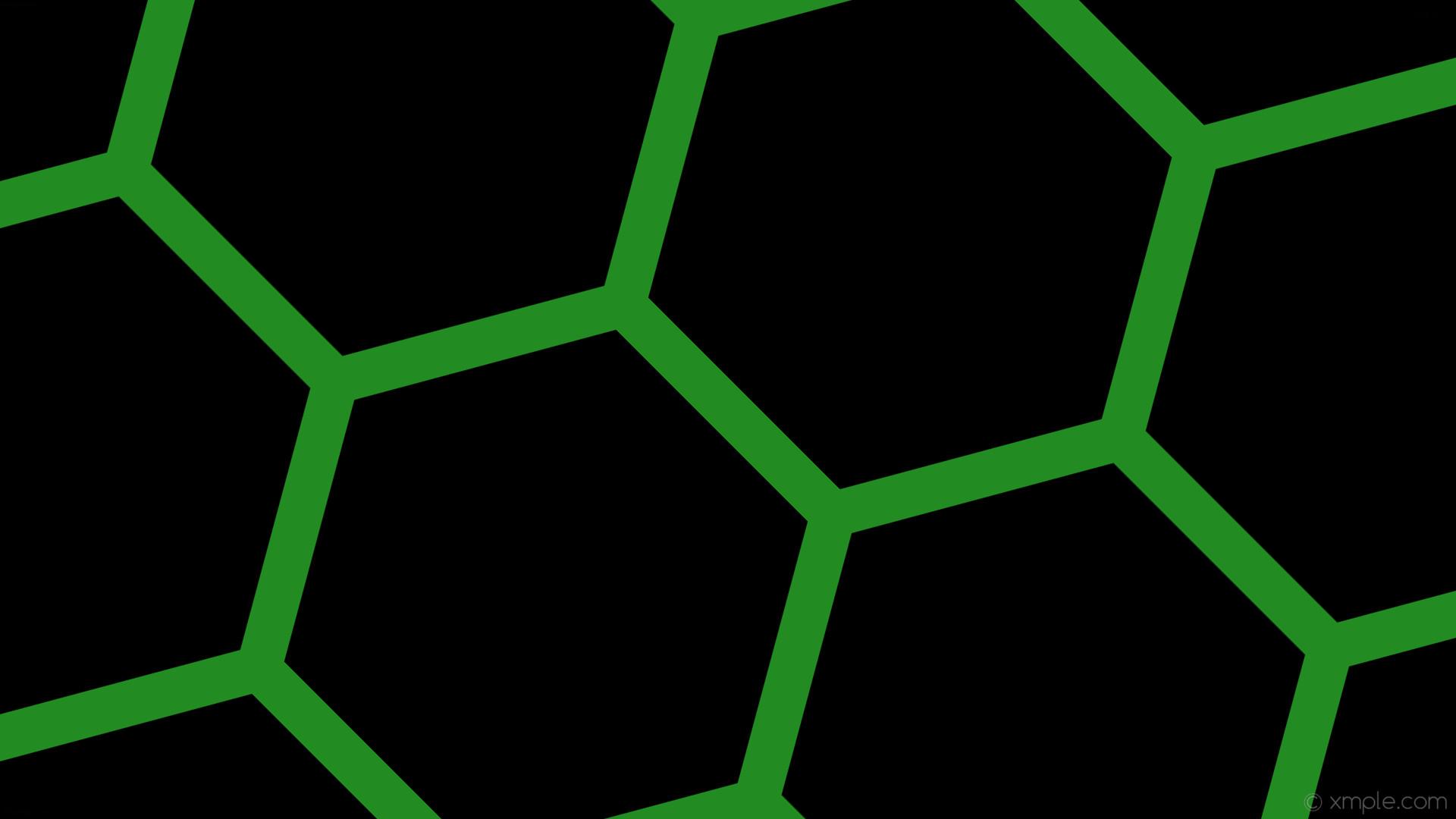 wallpaper beehive green drop shadow black hexagon forest green #228b22  #000000 160° 60px