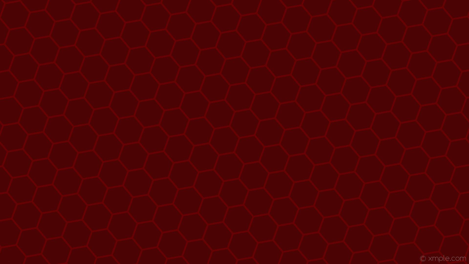 wallpaper honeycomb hexagon beehive red dark red #4b0304 #660203 diagonal  40° 7px 109px