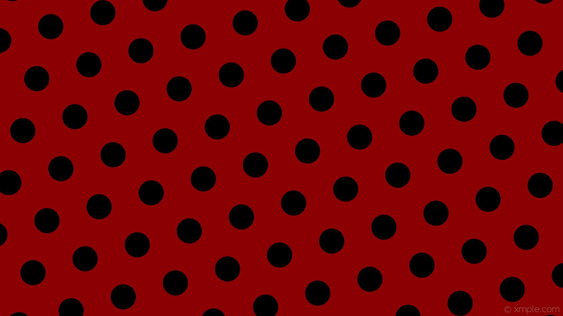 wallpaper black polka dots hexagon red dark red #8b0000 #000000 diagonal  15° 86px