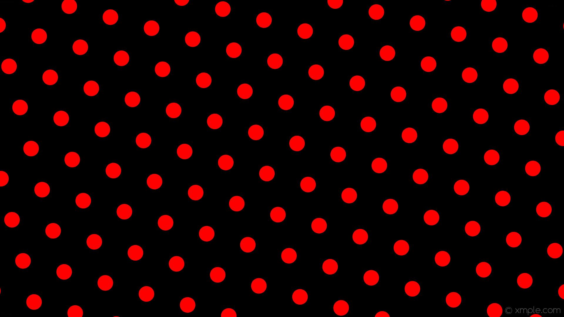 wallpaper hexagon black red polka dots #000000 #ff0000 diagonal 45° 53px  145px