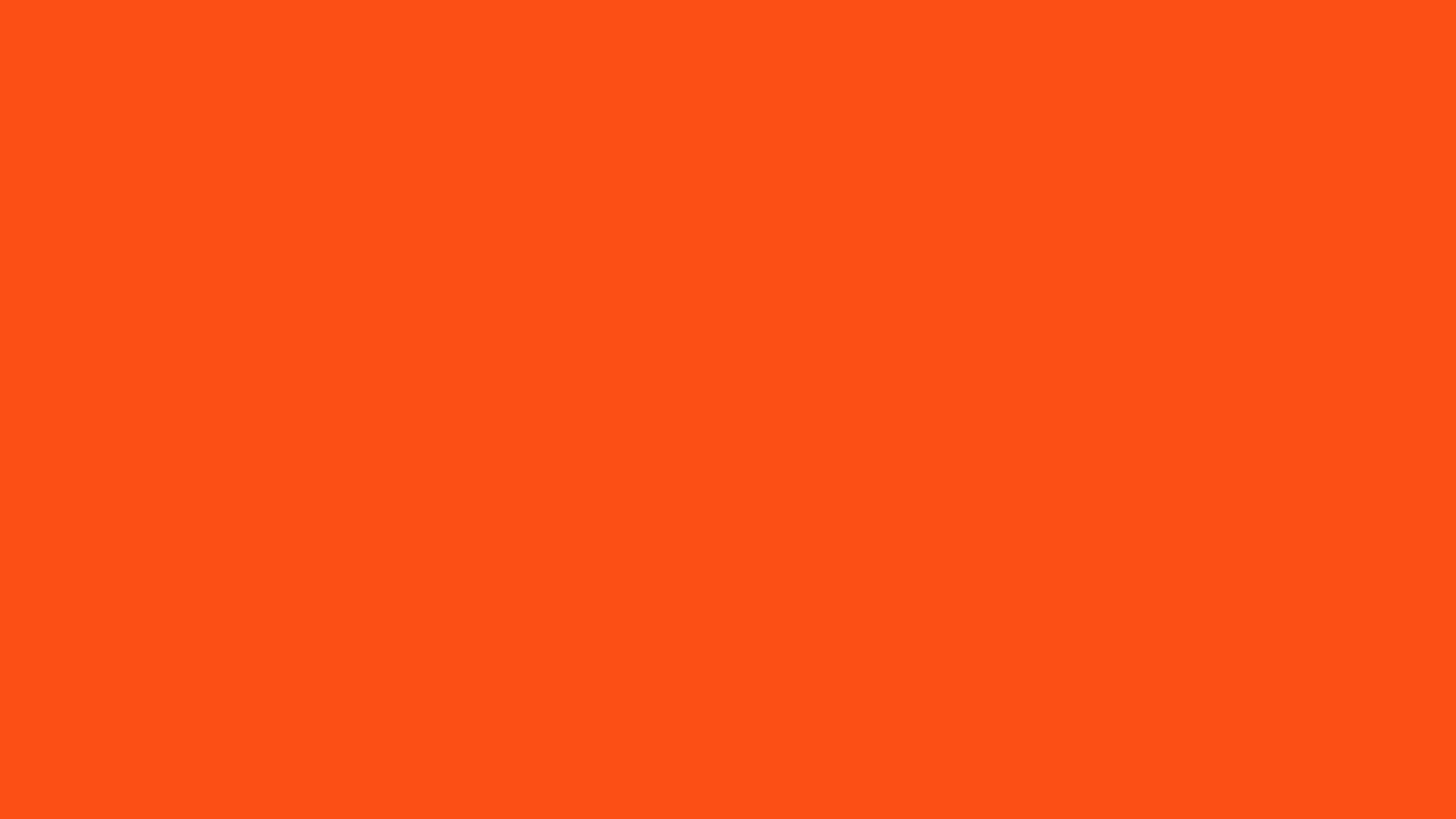 Solid Orange Wallpaper 47197