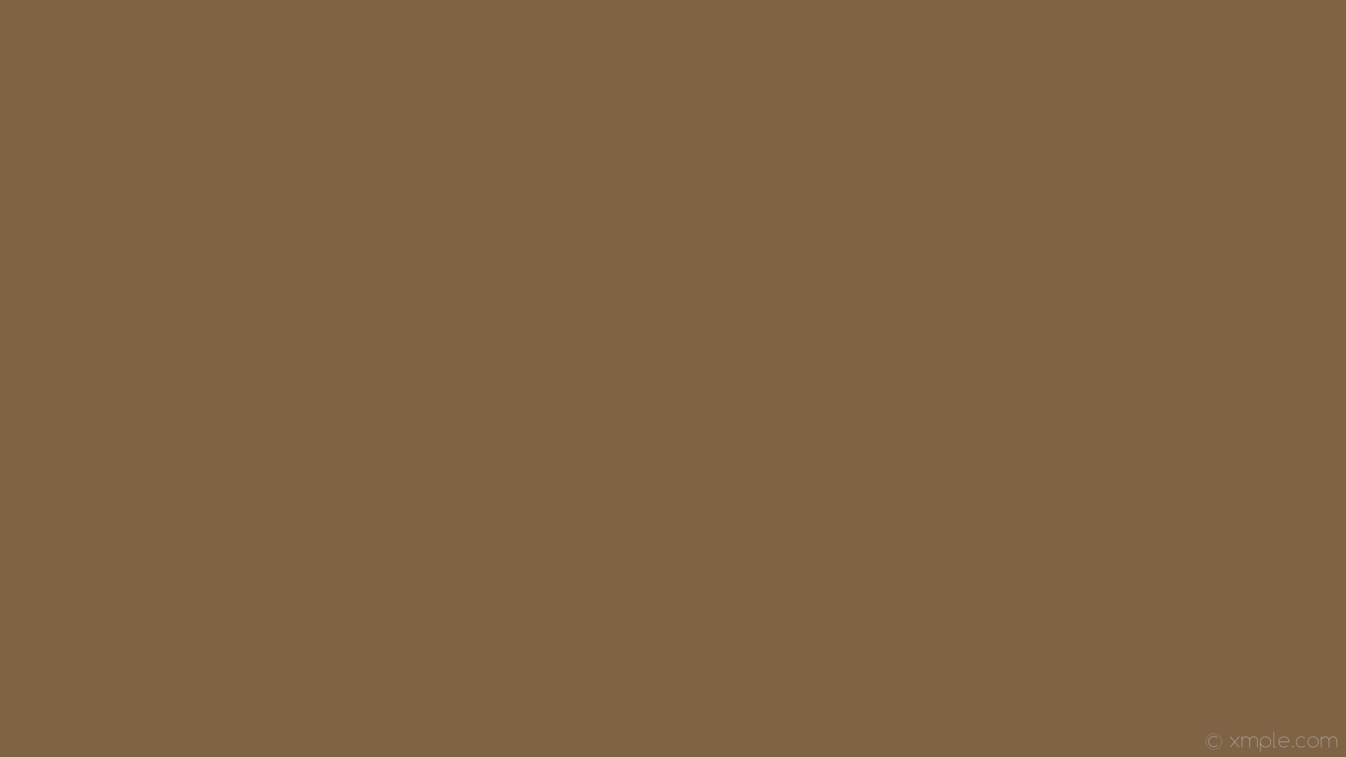 wallpaper plain solid color one colour orange single #7f6345