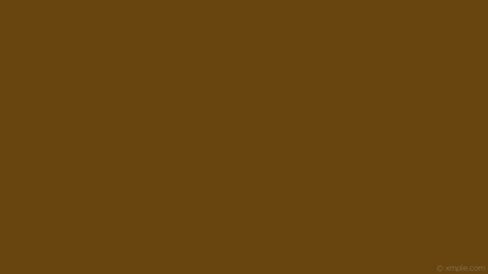 wallpaper solid color one colour orange single plain #68450e