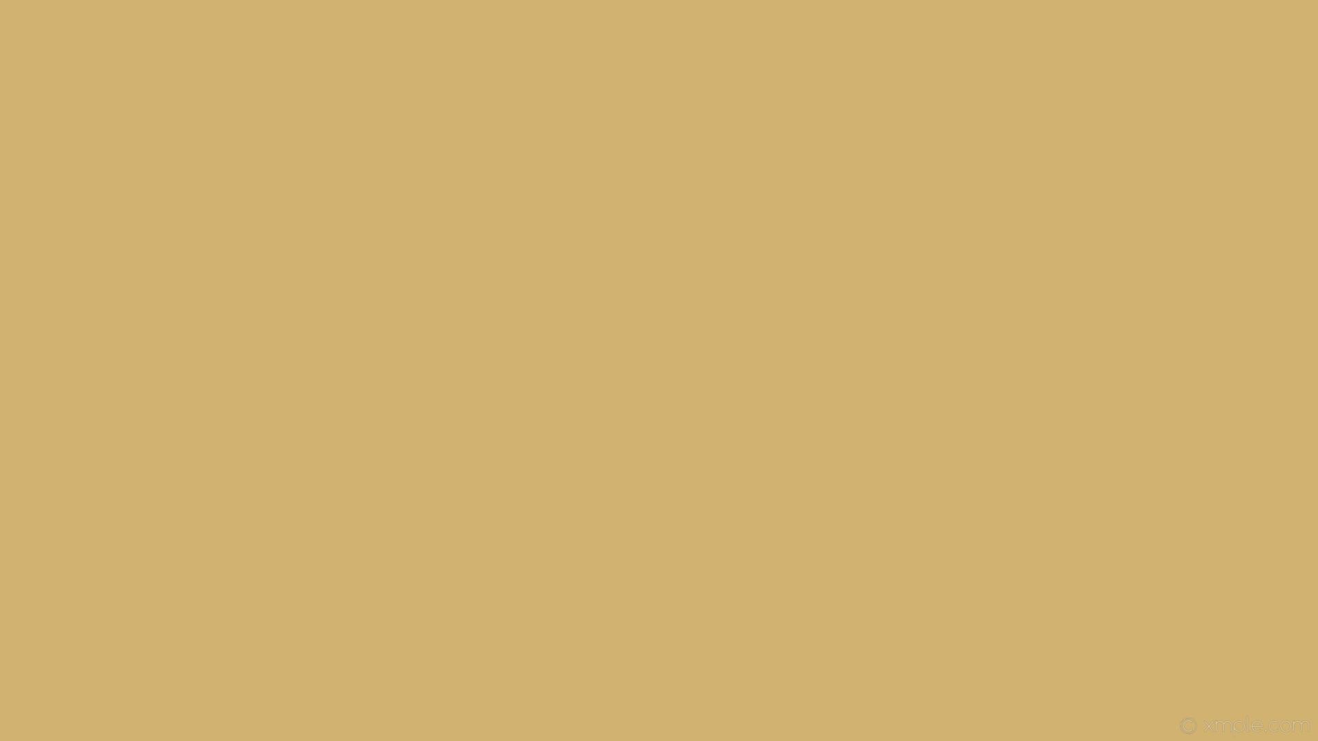 wallpaper single plain one colour solid color orange #d1b270