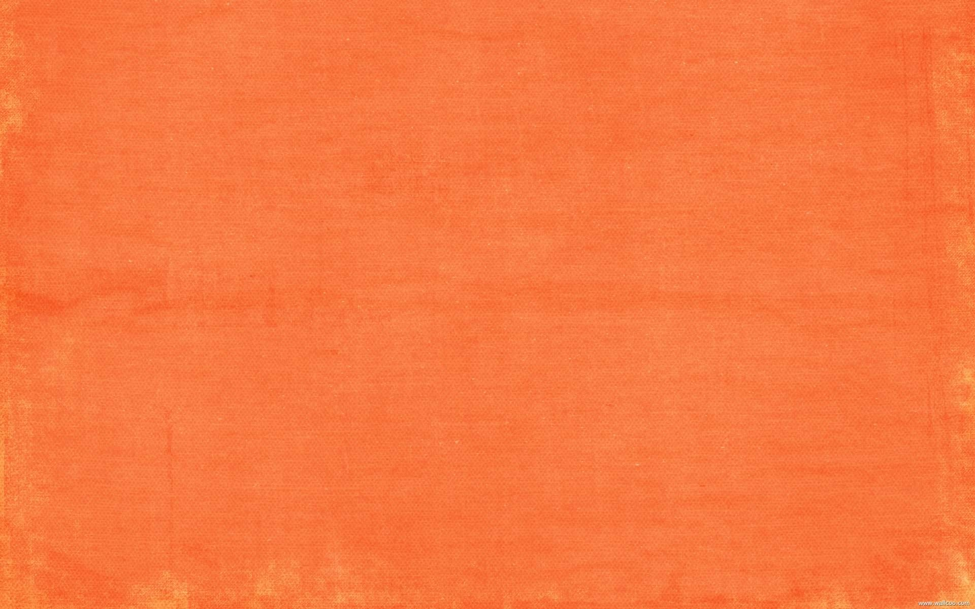 Orange Solid Wallpaper For You