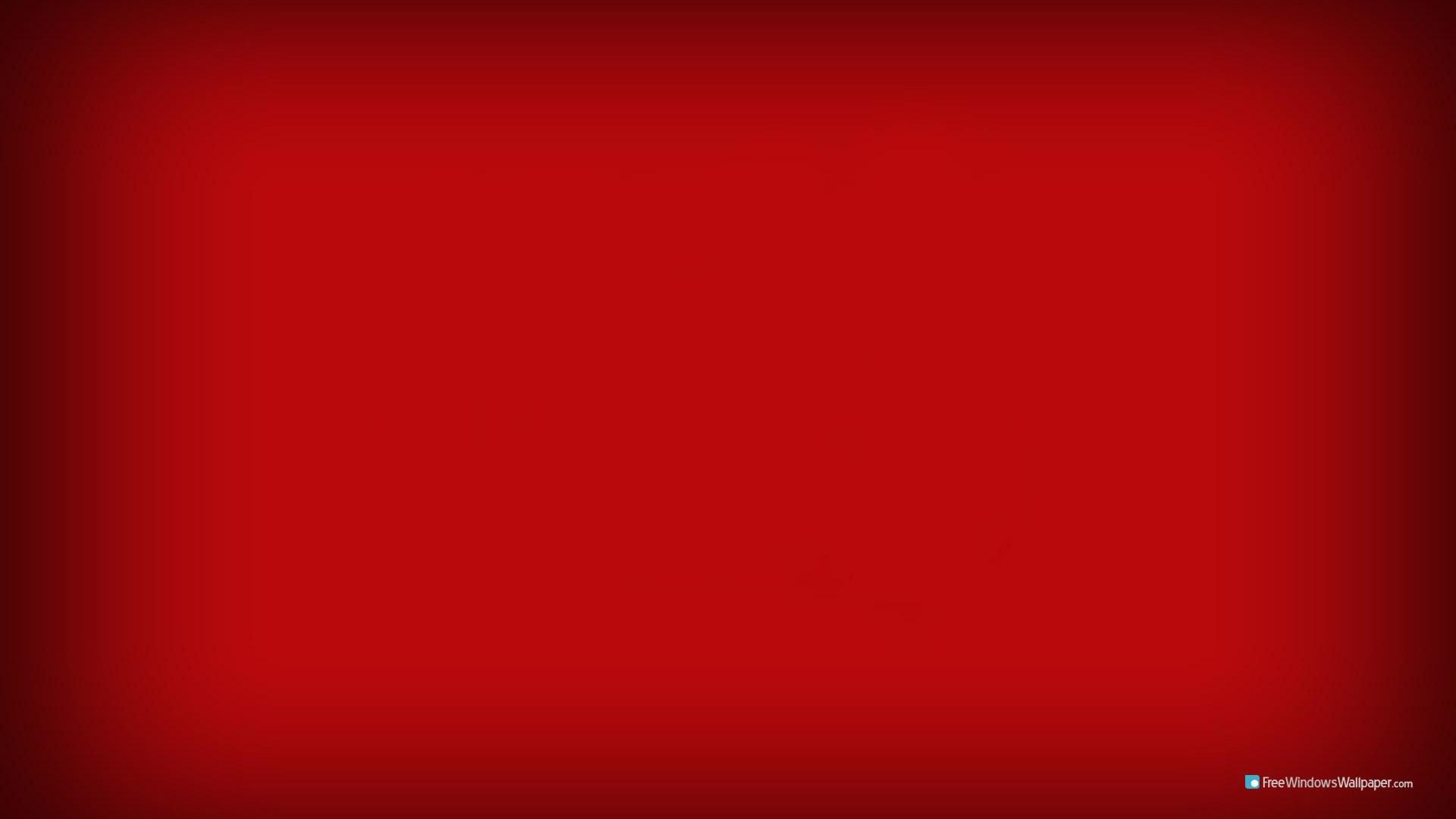 Solid Red Wallpaper