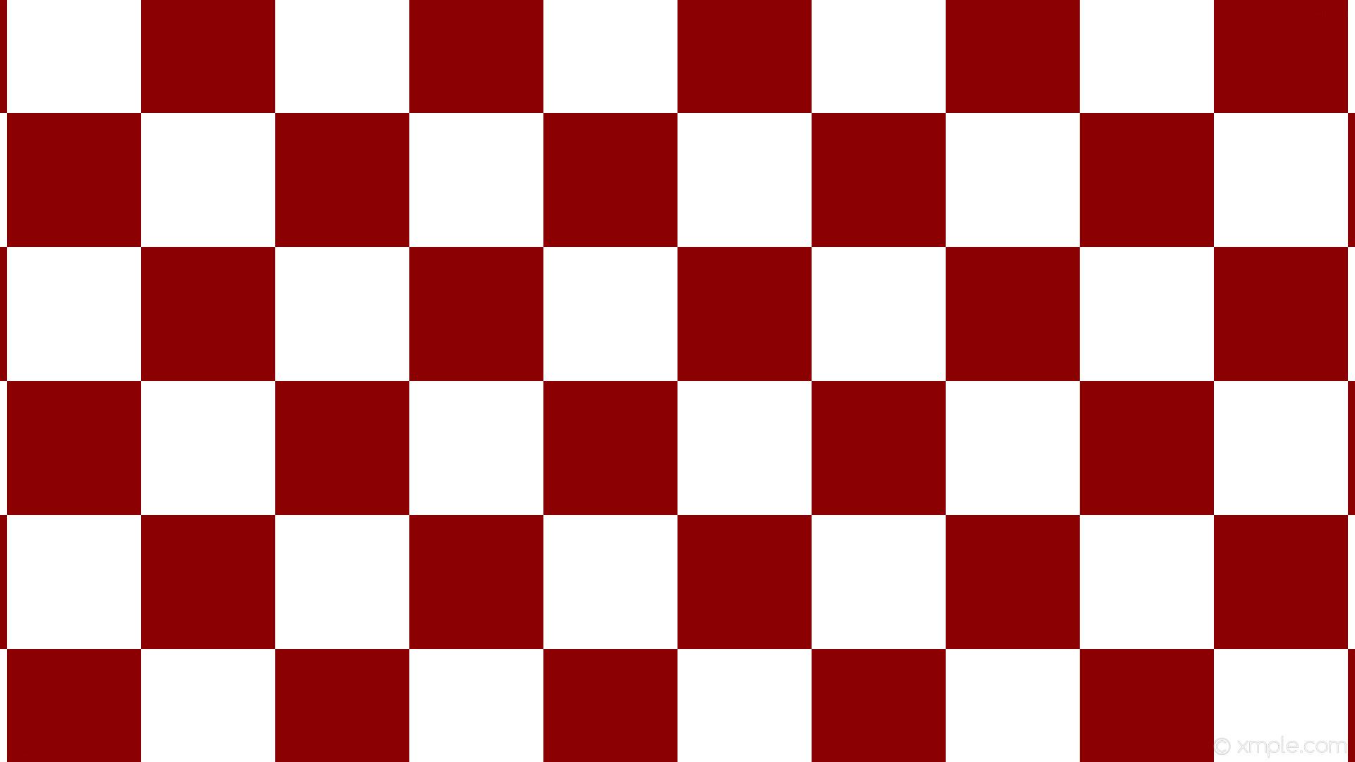 wallpaper checkered red white squares dark red #ffffff #8b0000 diagonal 0°  190px