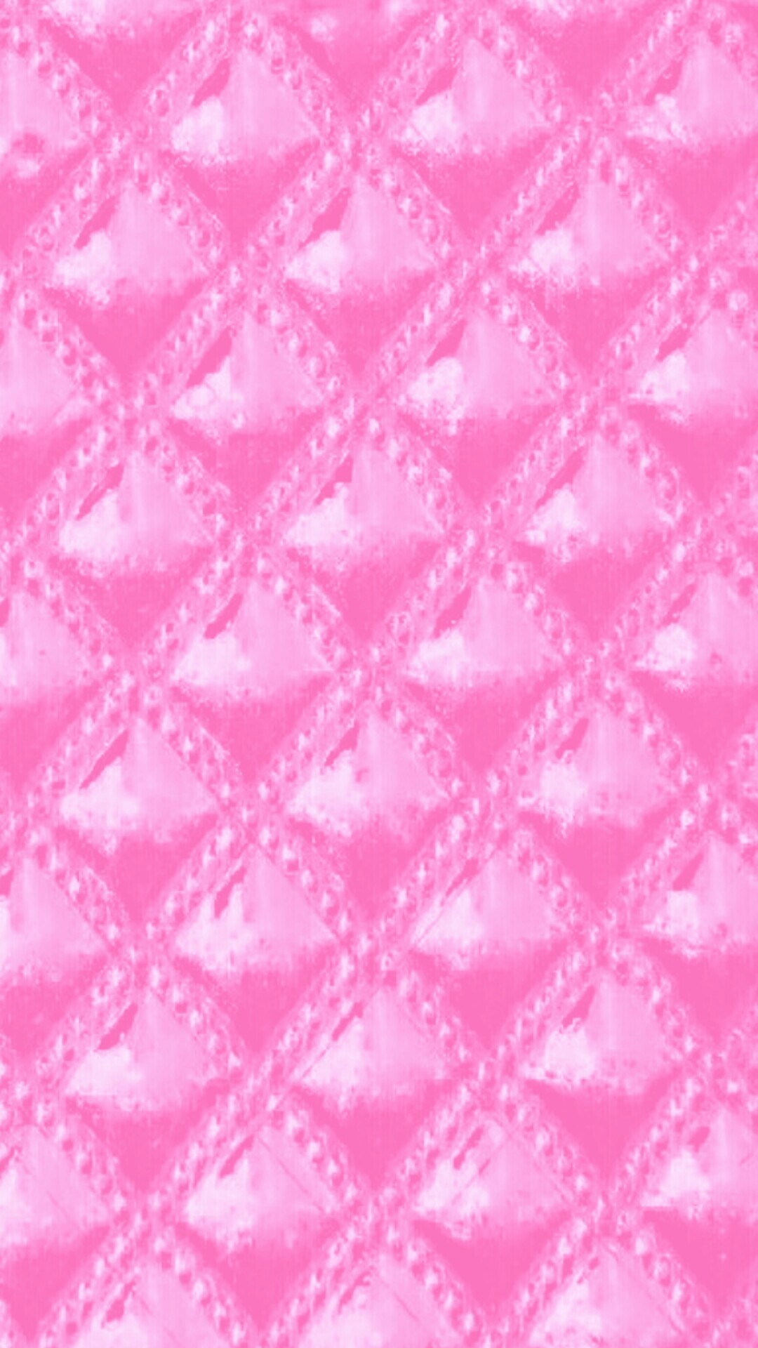 Pink upholstery