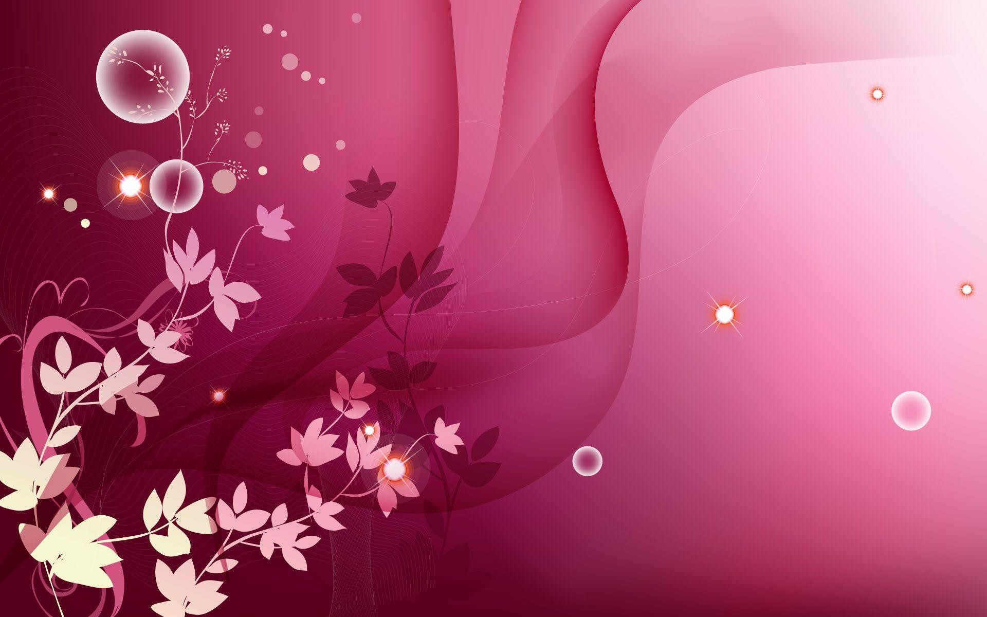 Wallpapers For > Cute Pink Wallpaper For Ipad