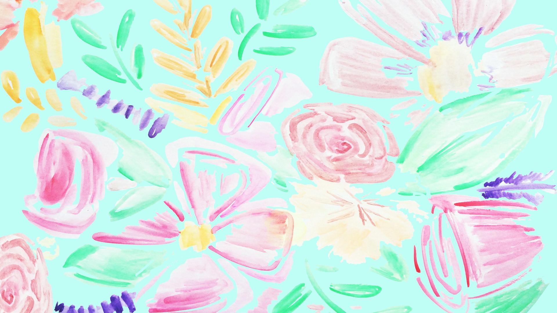 Watercolor Wallpaper Download: DESKTOP | PHONE