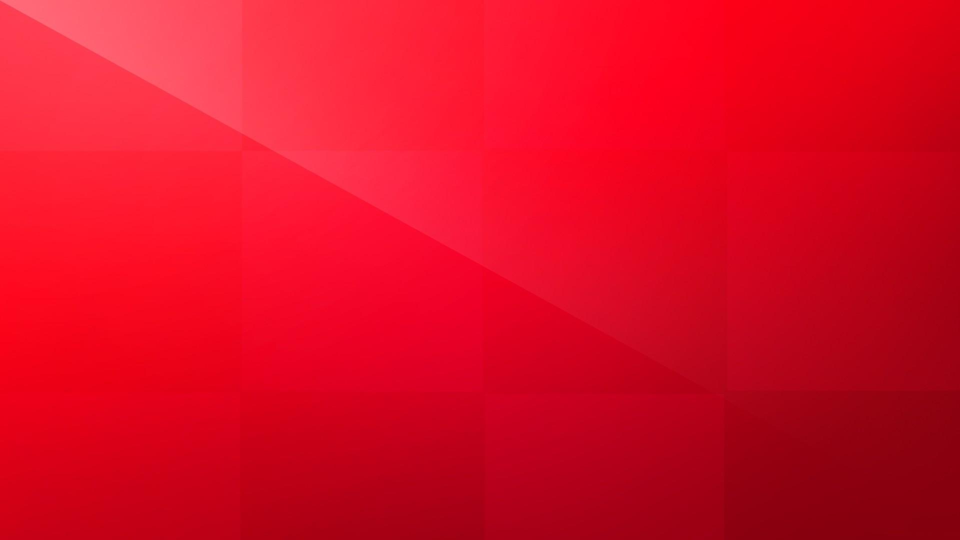 Обои на рабочий стол красного цвета