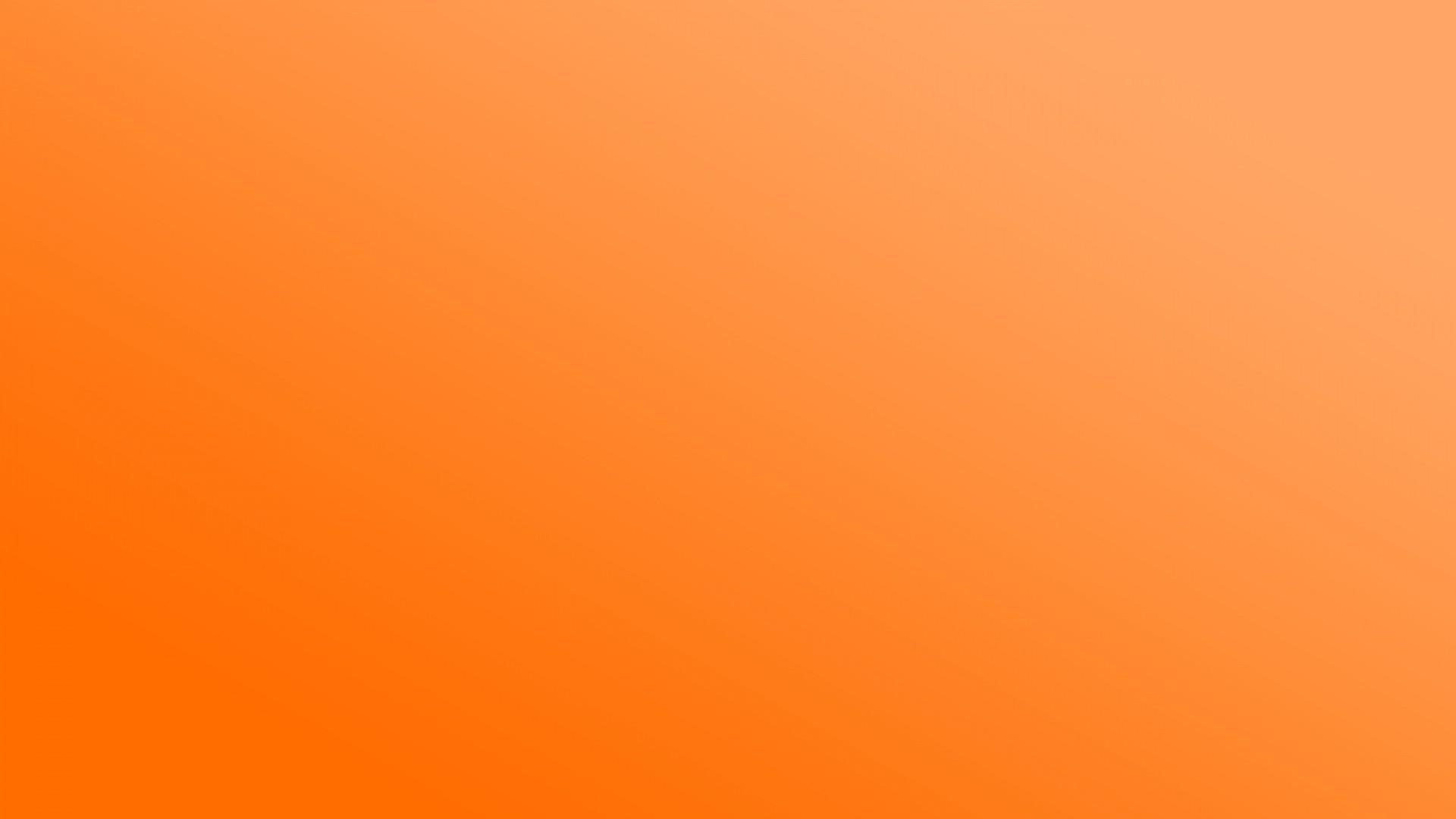 Preview wallpaper orange, white, solid, colorful 1920×1080
