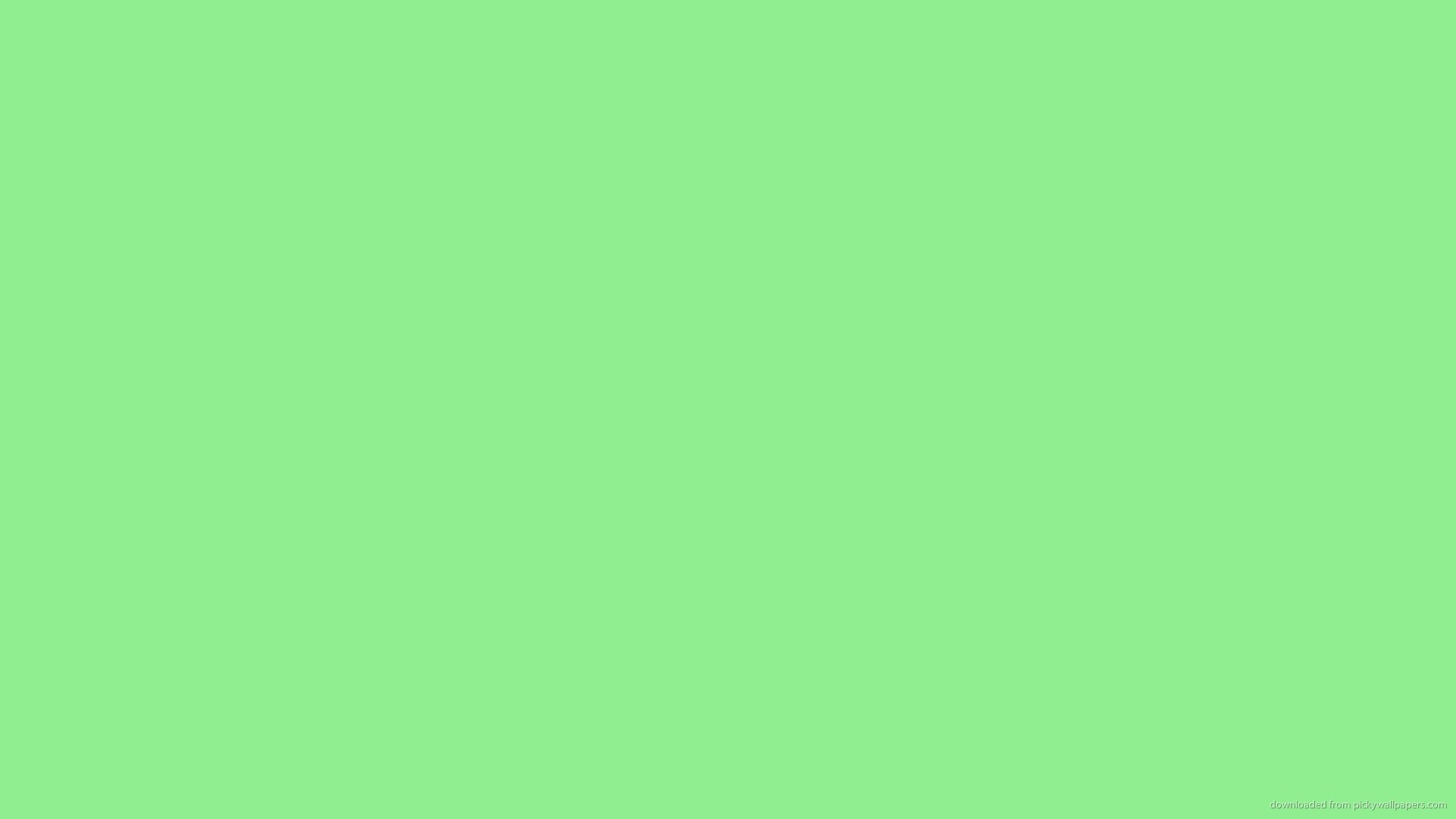 Solid Light Green Color Wallpaper Picture For iPhone, Blackberry, iPad .