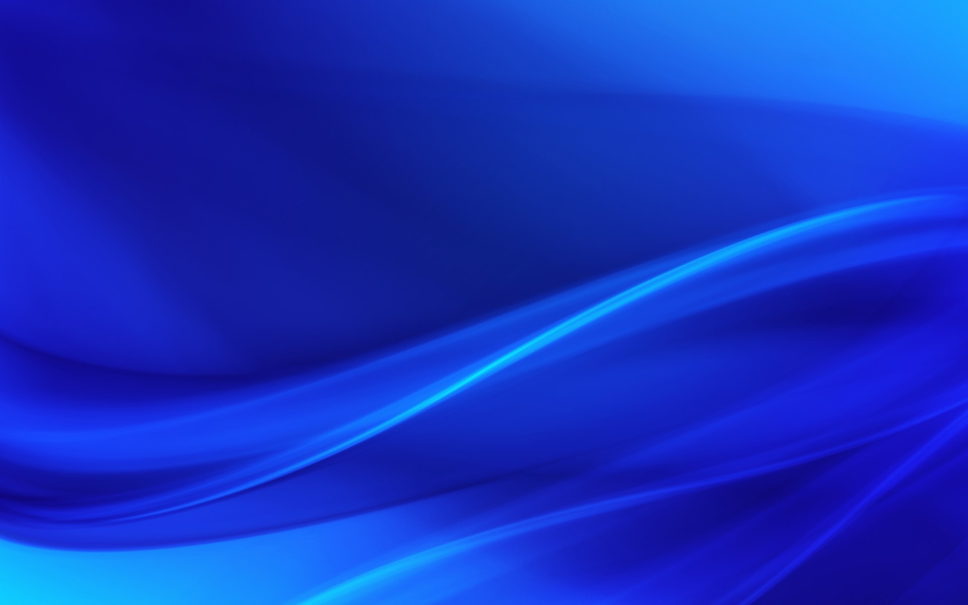 Blue Background – Blue Abstract Light Effect 1920*1200 NO.28 .