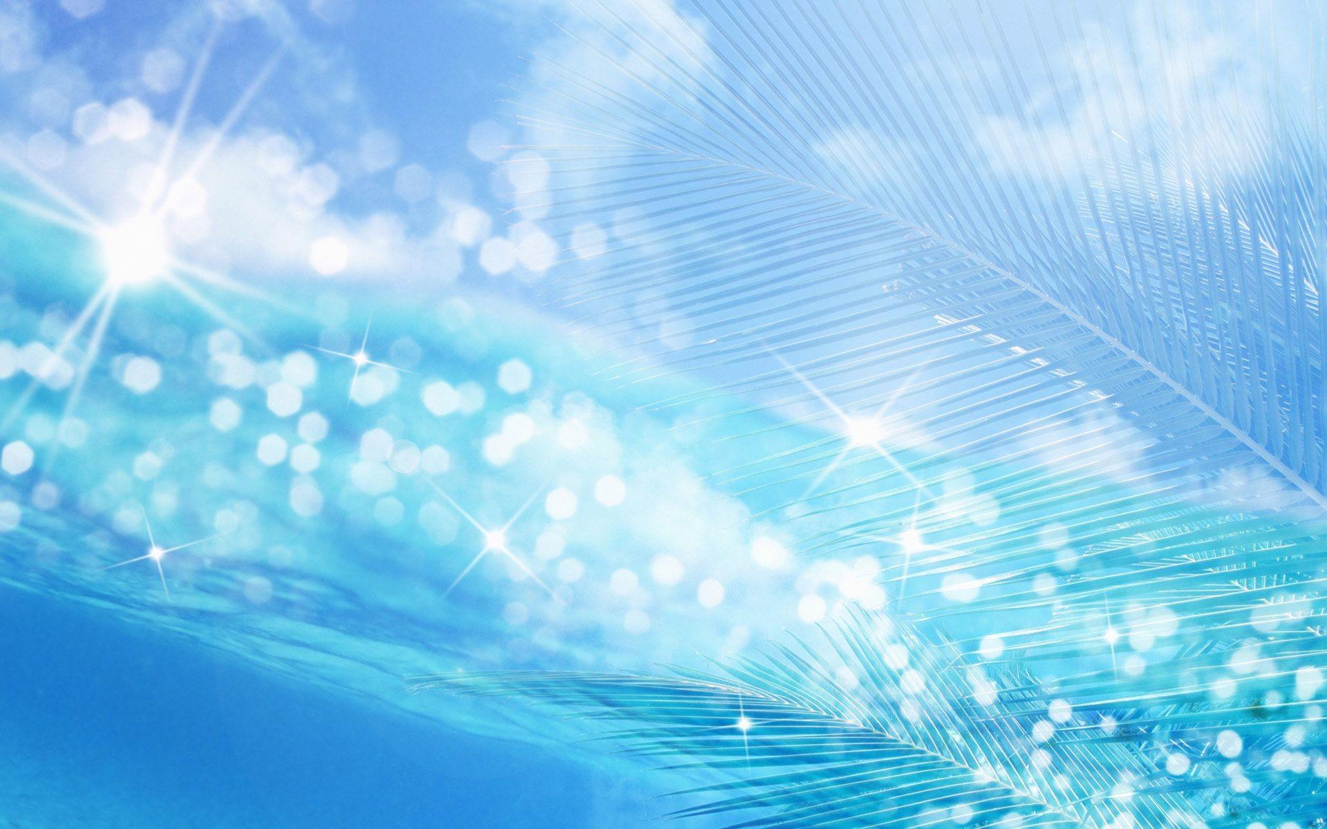blue background for desktop