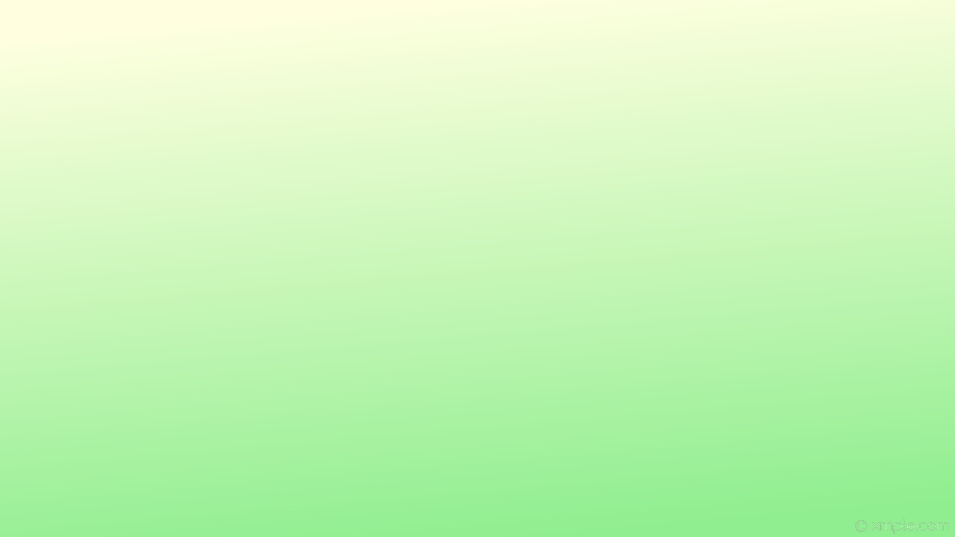 wallpaper green gradient yellow linear light yellow light green #ffffe0  #90ee90 105°