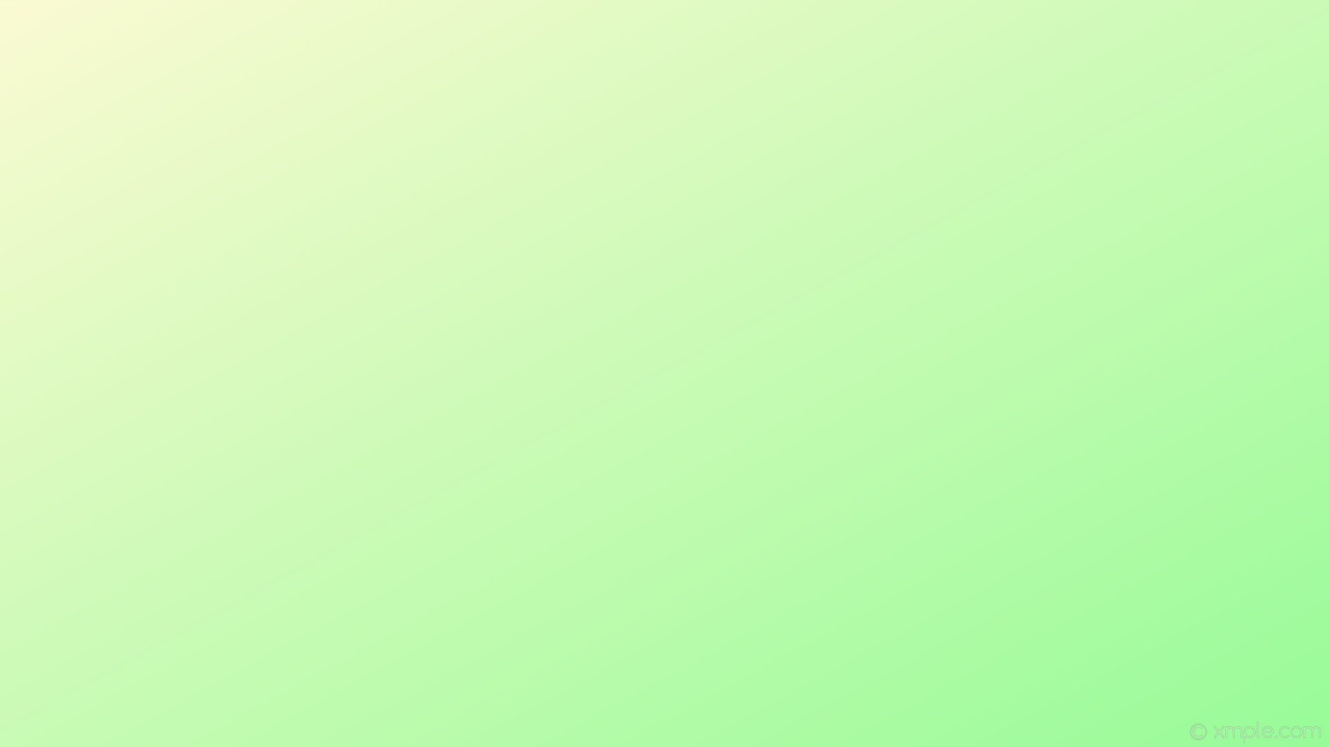 wallpaper linear green gradient yellow pale green light goldenrod yellow  #98fb98 #fafad2 330°