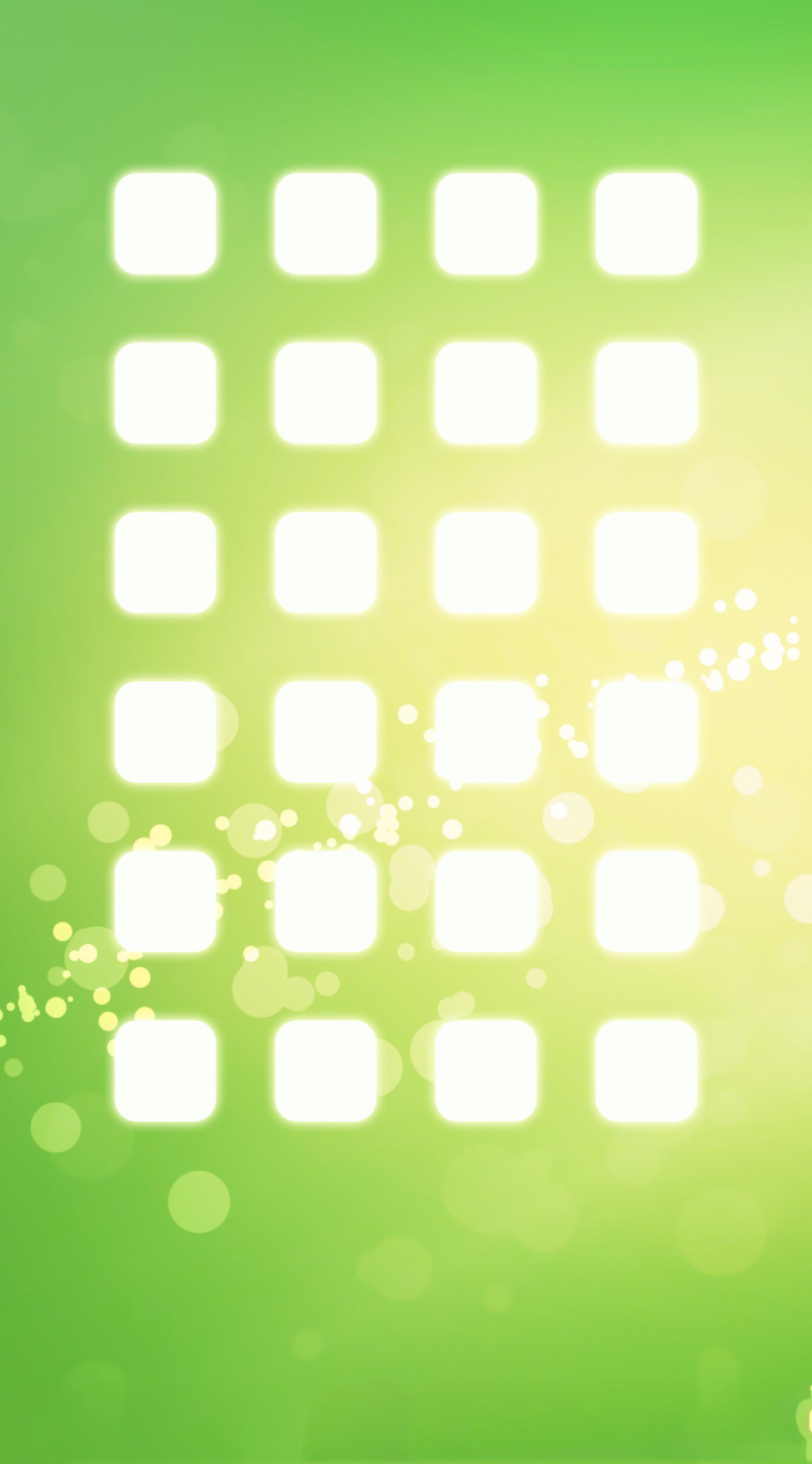 Shelf light green iPhone6s Plus / iPhone6 Plus Wallpaper