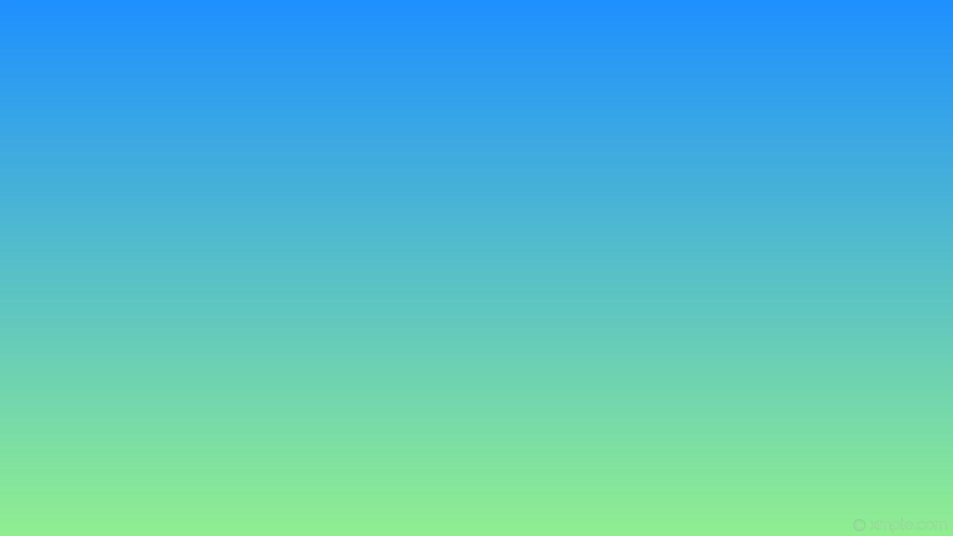 wallpaper gradient blue green linear dodger blue light green #1e90ff  #90ee90 90°