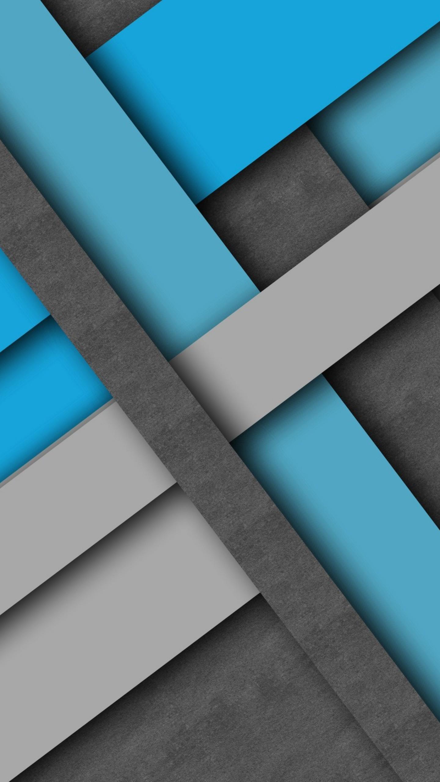 Wallpaper line, shape, texture, blue, gray