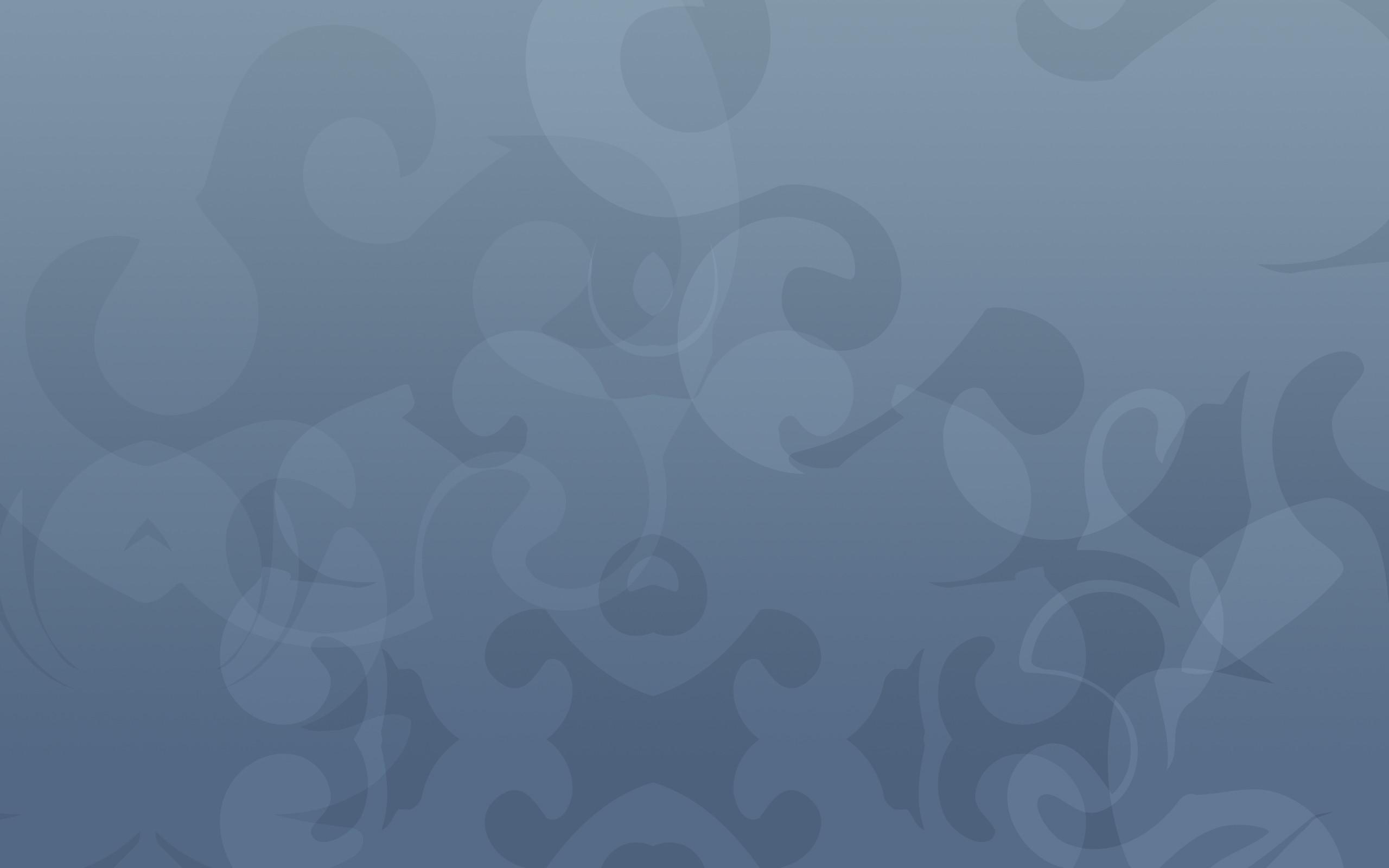 PC Blue Gray Wallpapers, Noelle Lodford