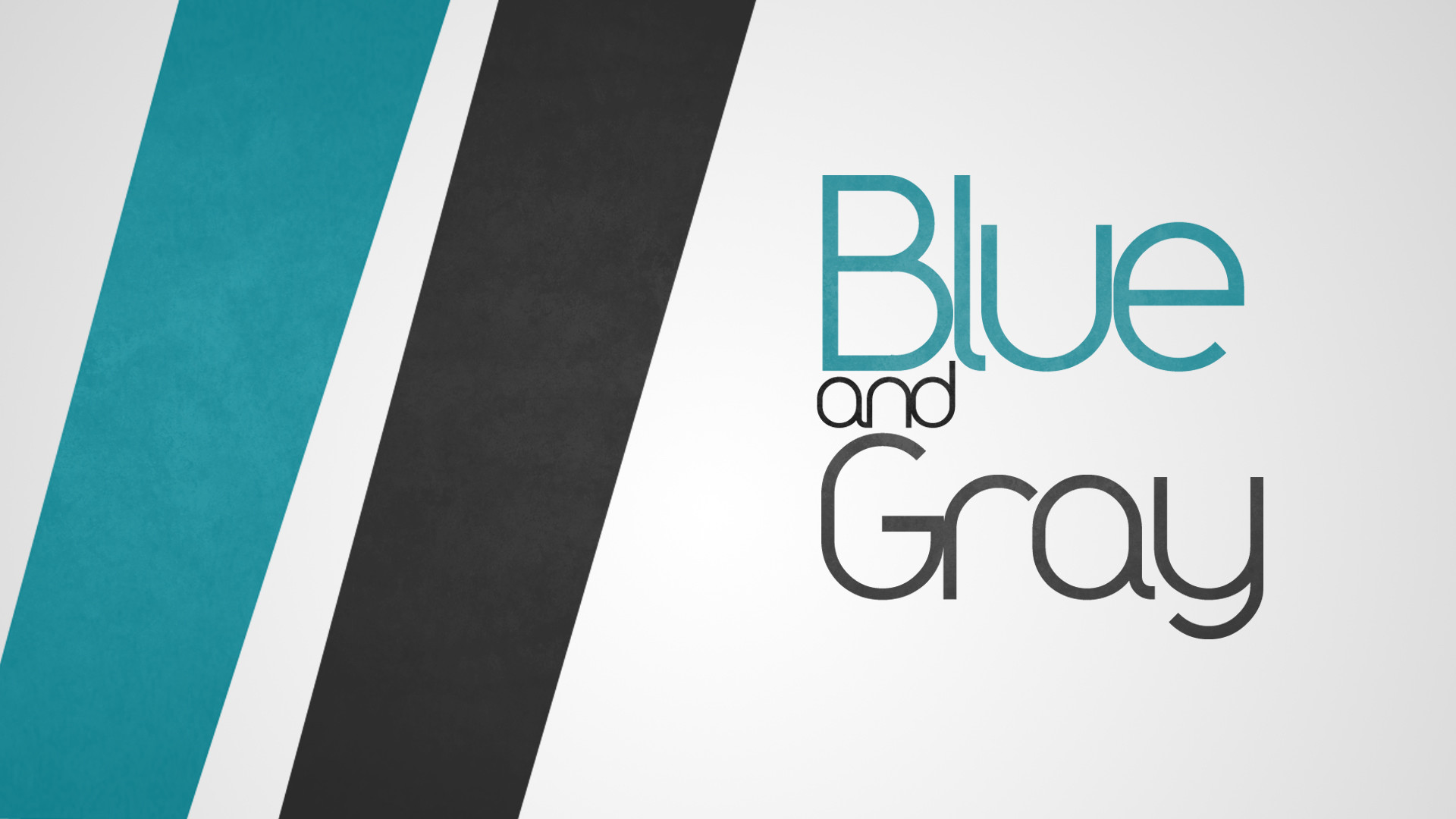 … Wallpaper – Blue and Gray by AlreadyPwNDGFX