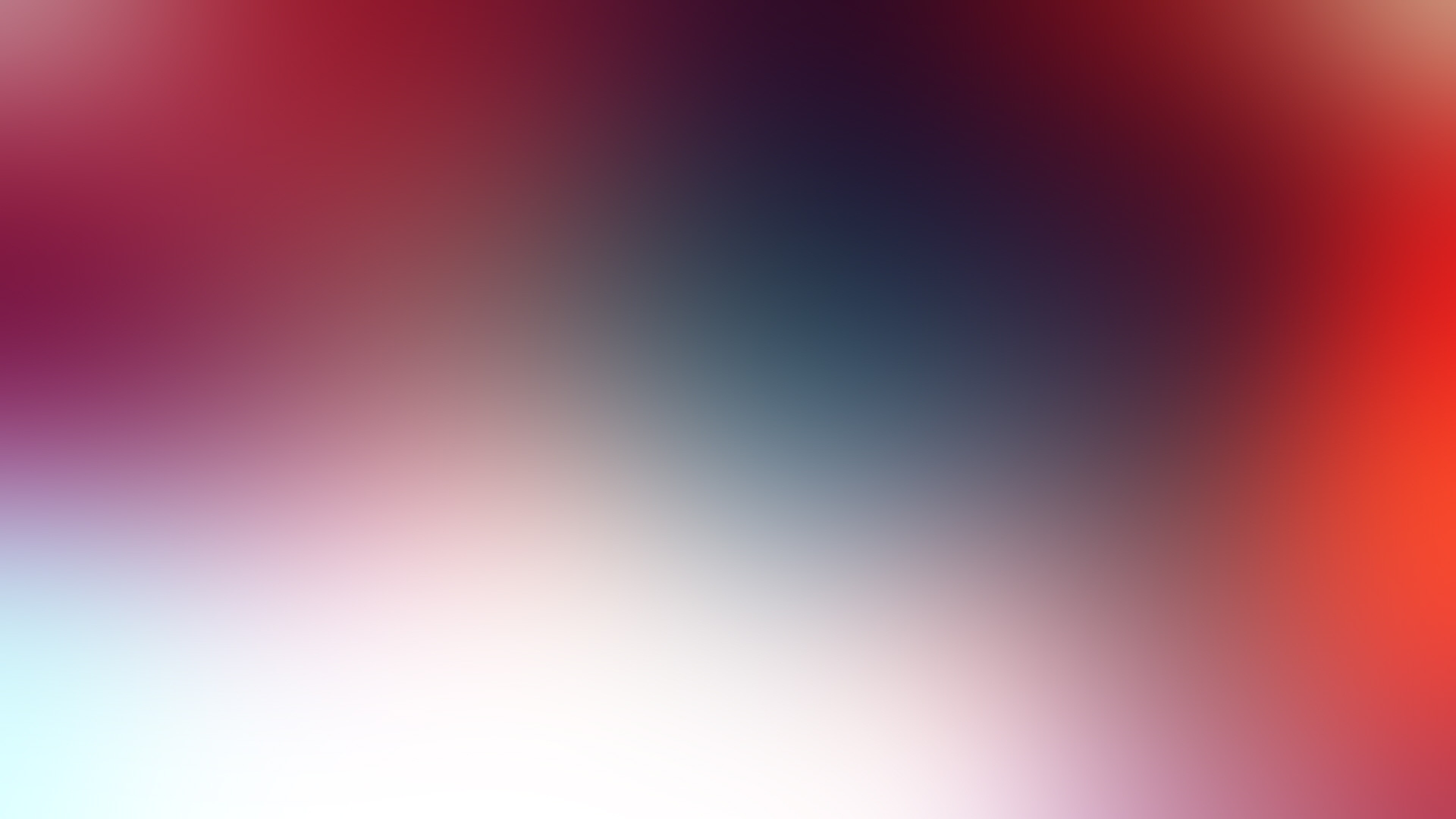 Wallpaper spots, gray, red, blue, abstract