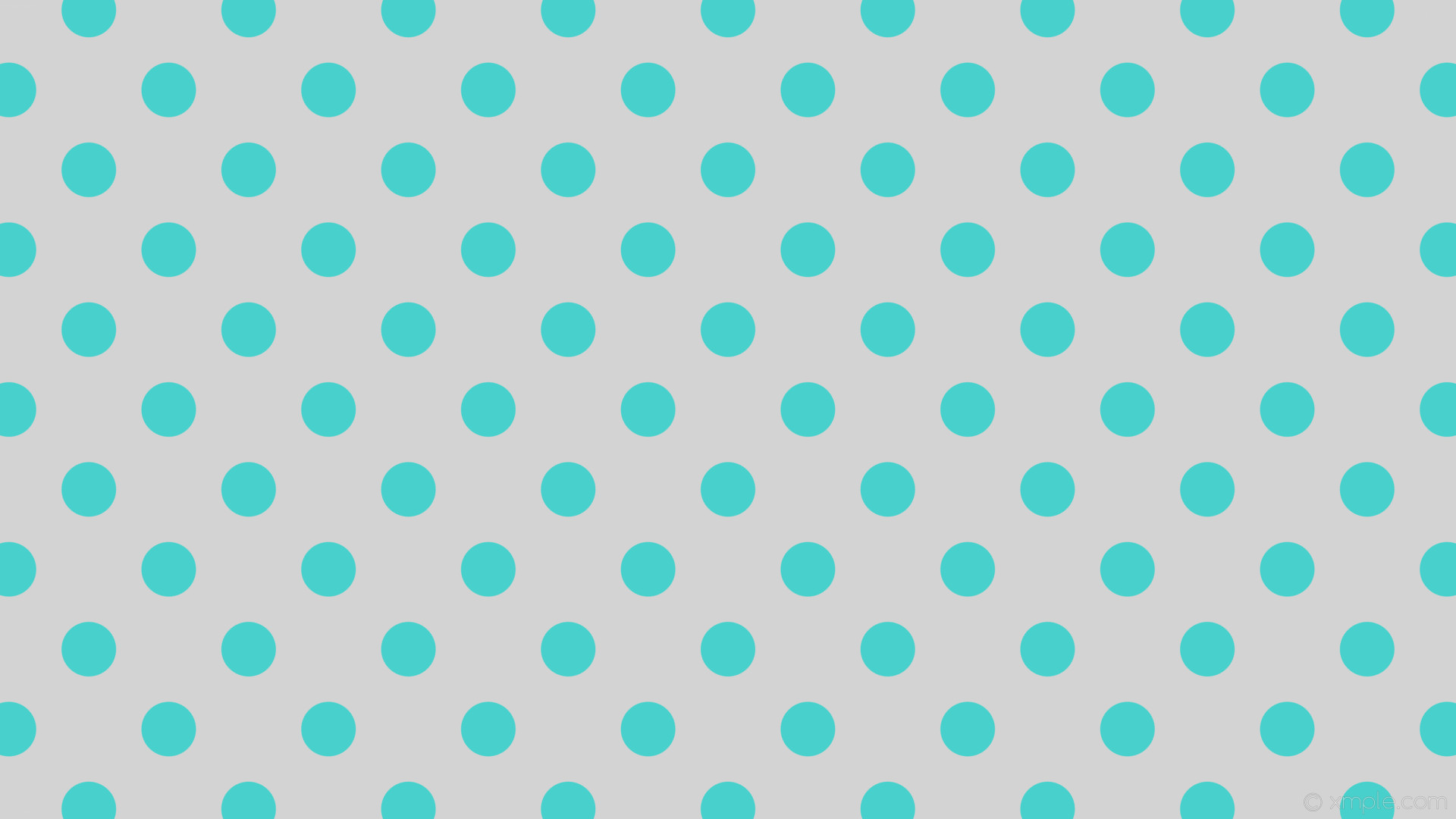 wallpaper grey spots dots polka blue light gray medium turquoise #d3d3d3  #48d1cc 45°