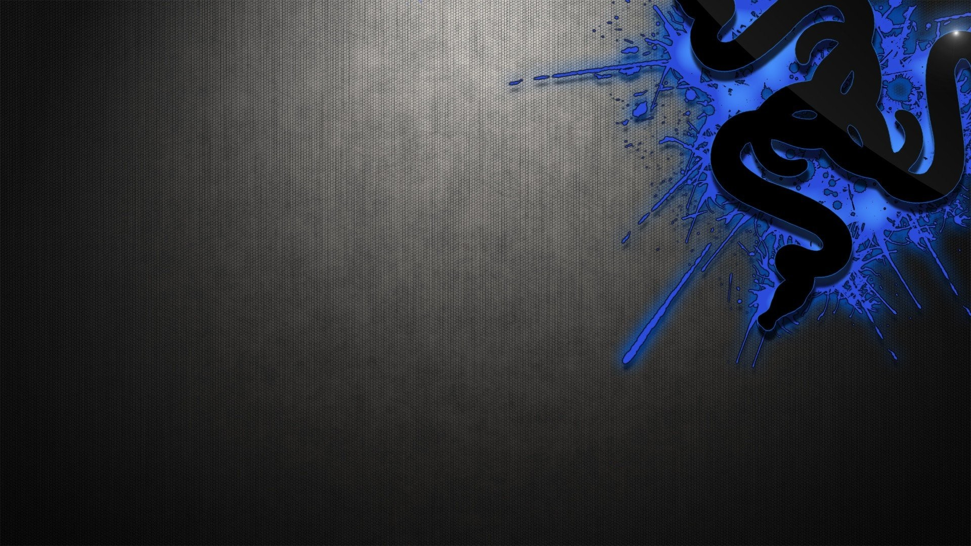 Computers design Razer gamers digital art logos Razer logo black and blue  wallpaper     319544   WallpaperUP