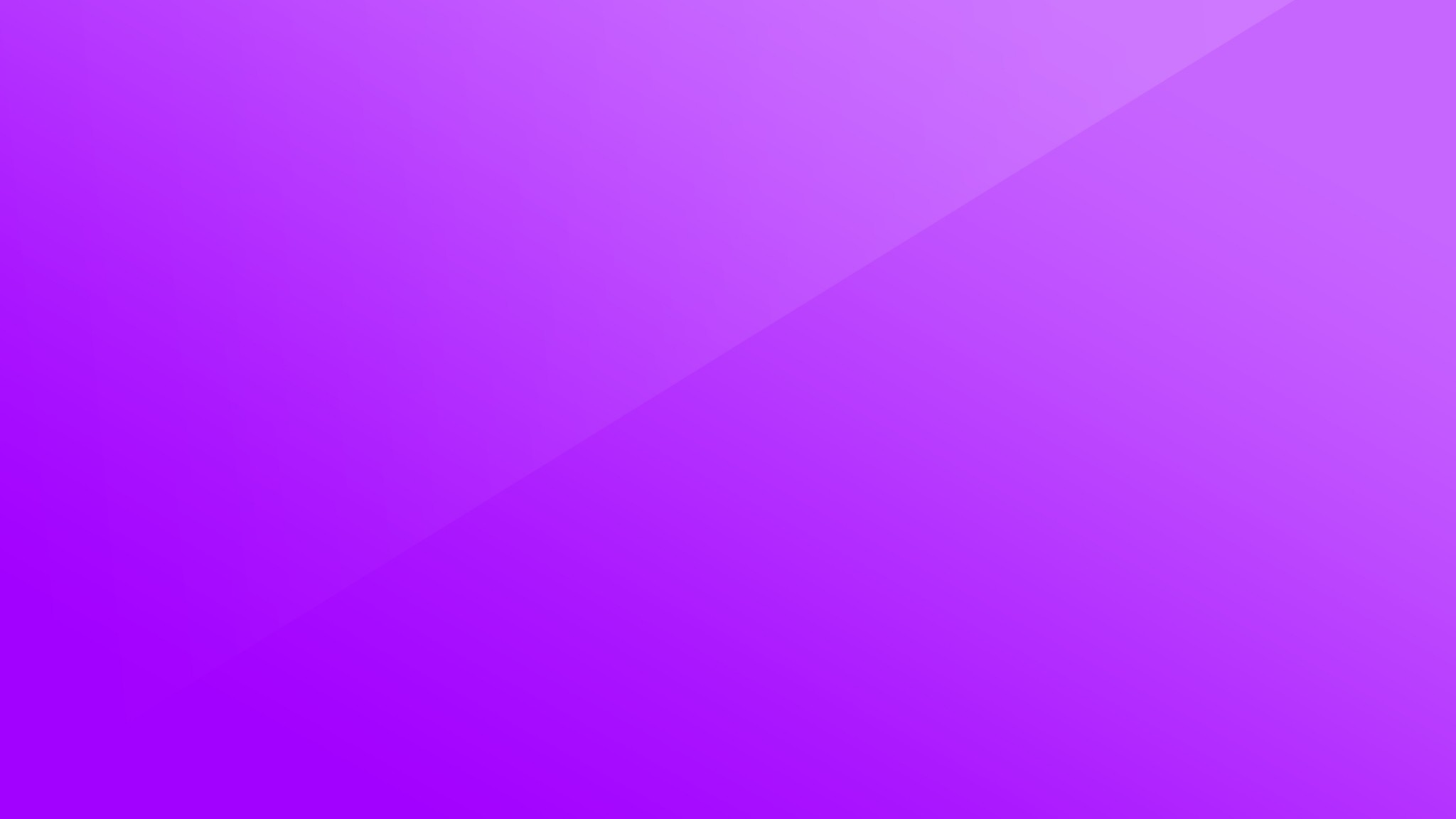 Preview wallpaper purple, light, line 2048×1152